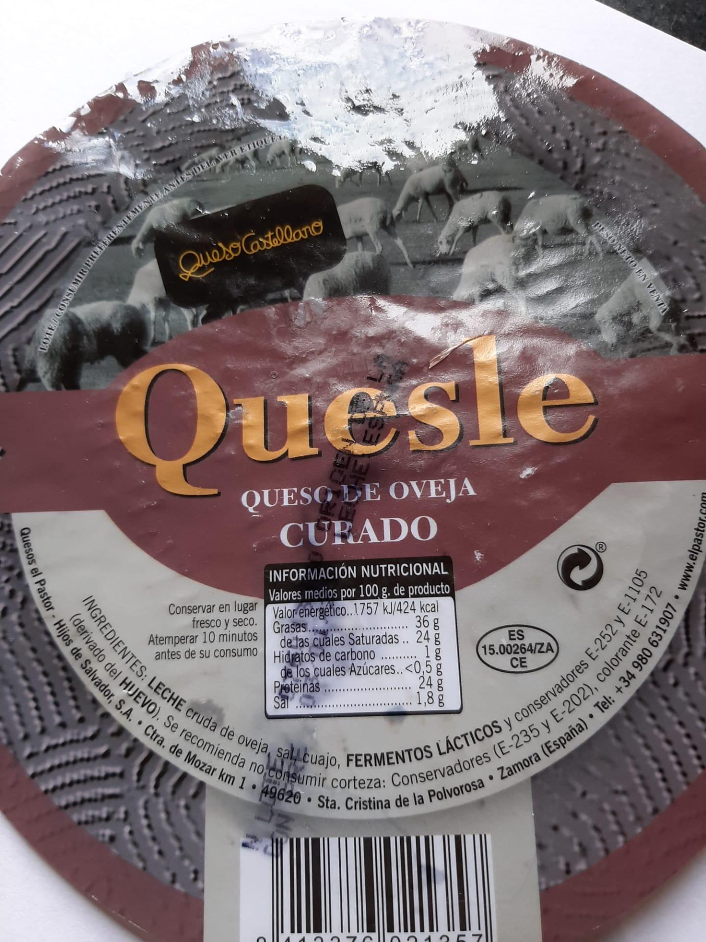Queso Castellano Quesle