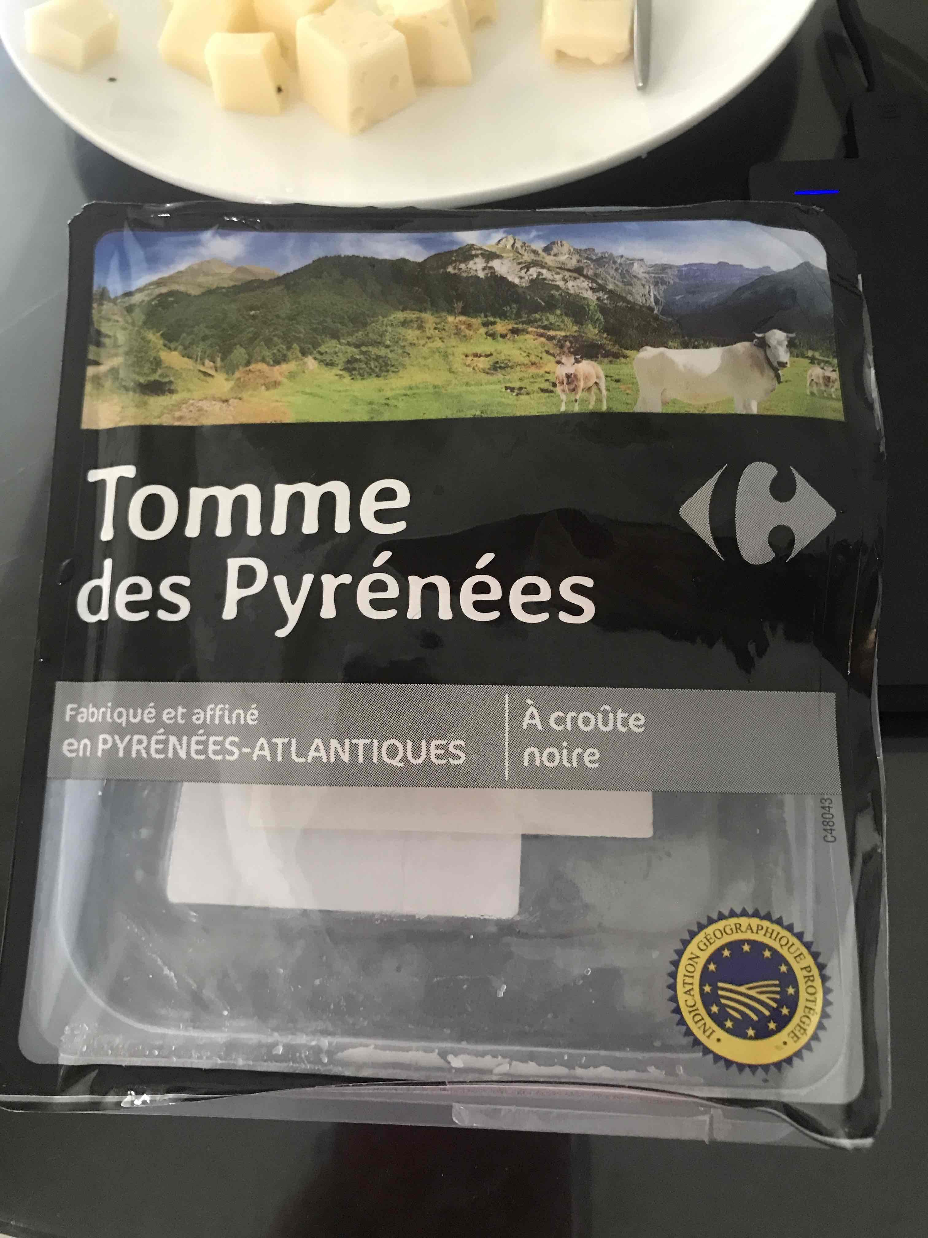 Tomme des Pyrenees