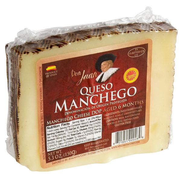 Don Juan Manchego, Aged 6 Months
