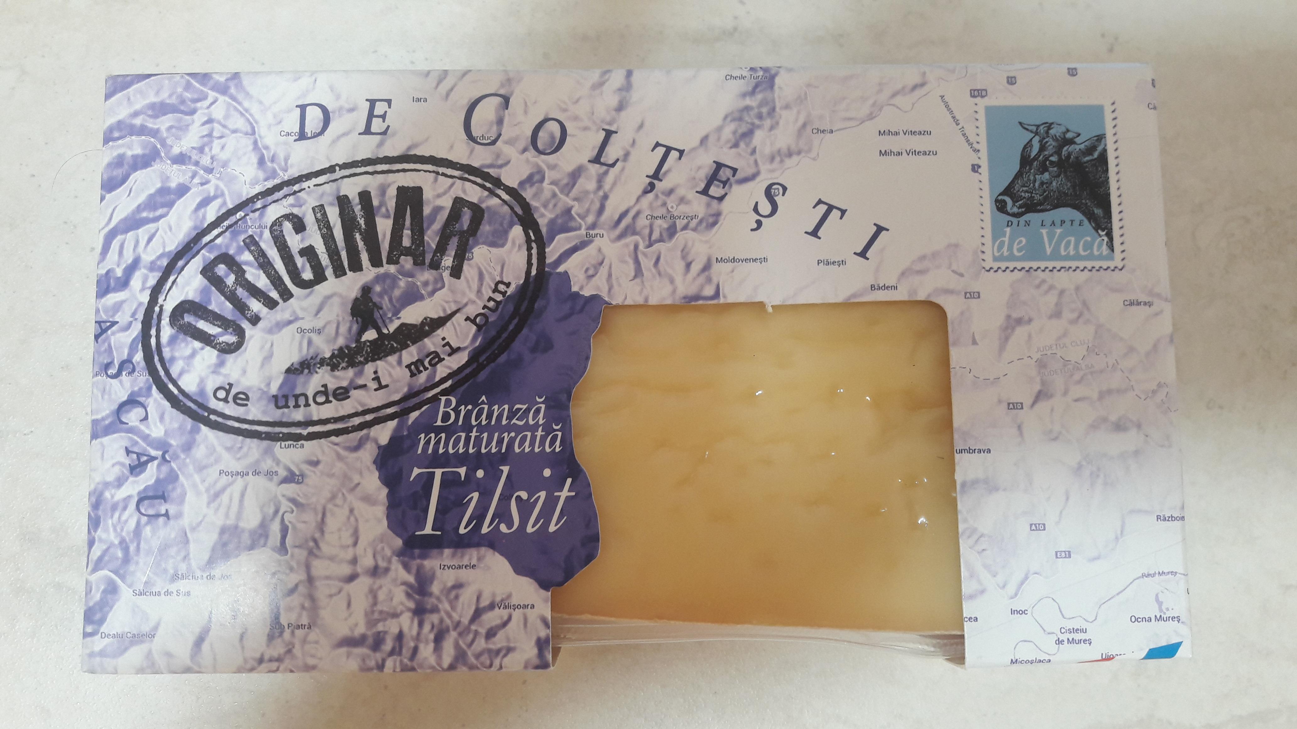Brânză Tilsit