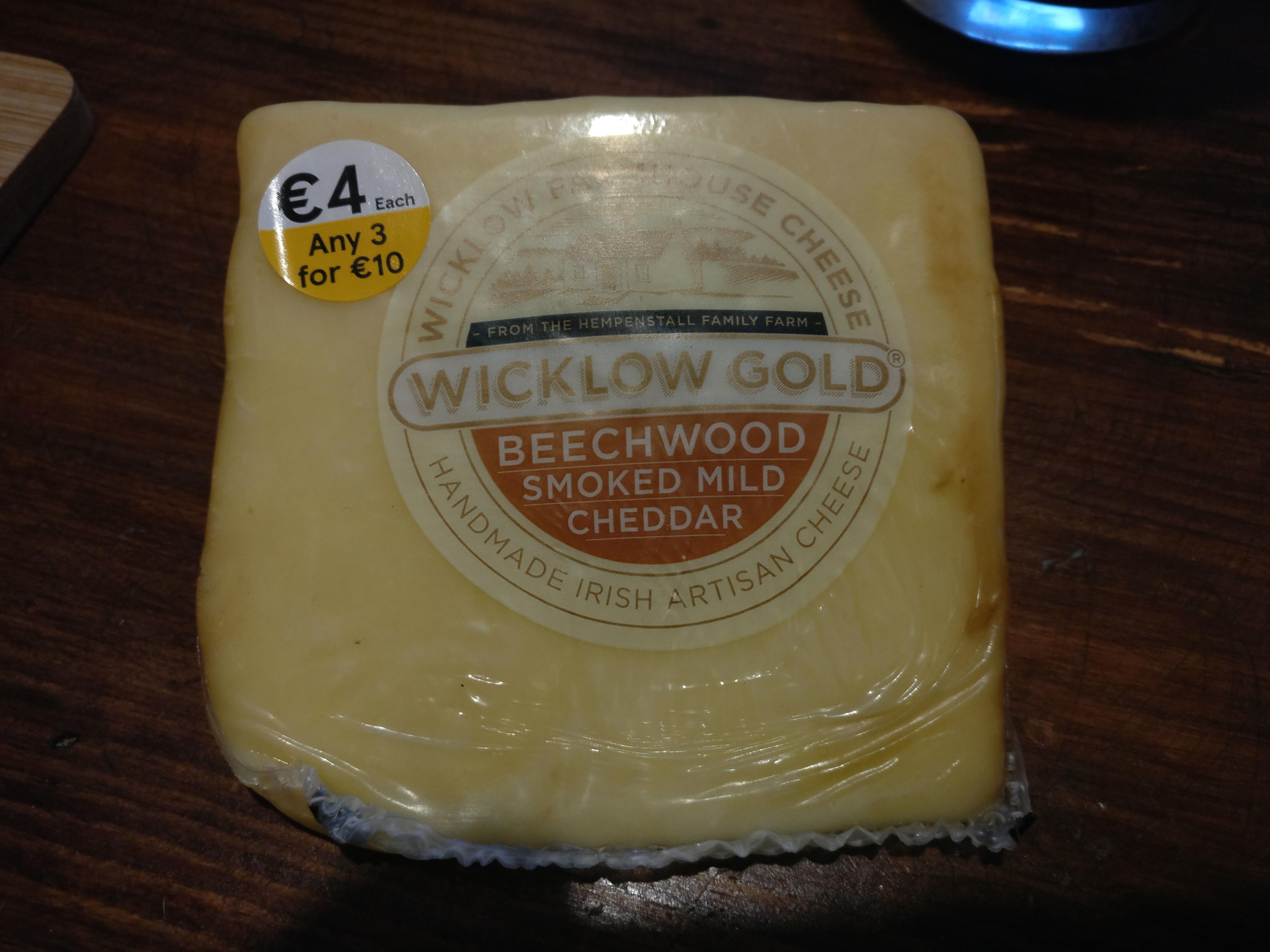 Wicklow Gold - Beechwood Smoked