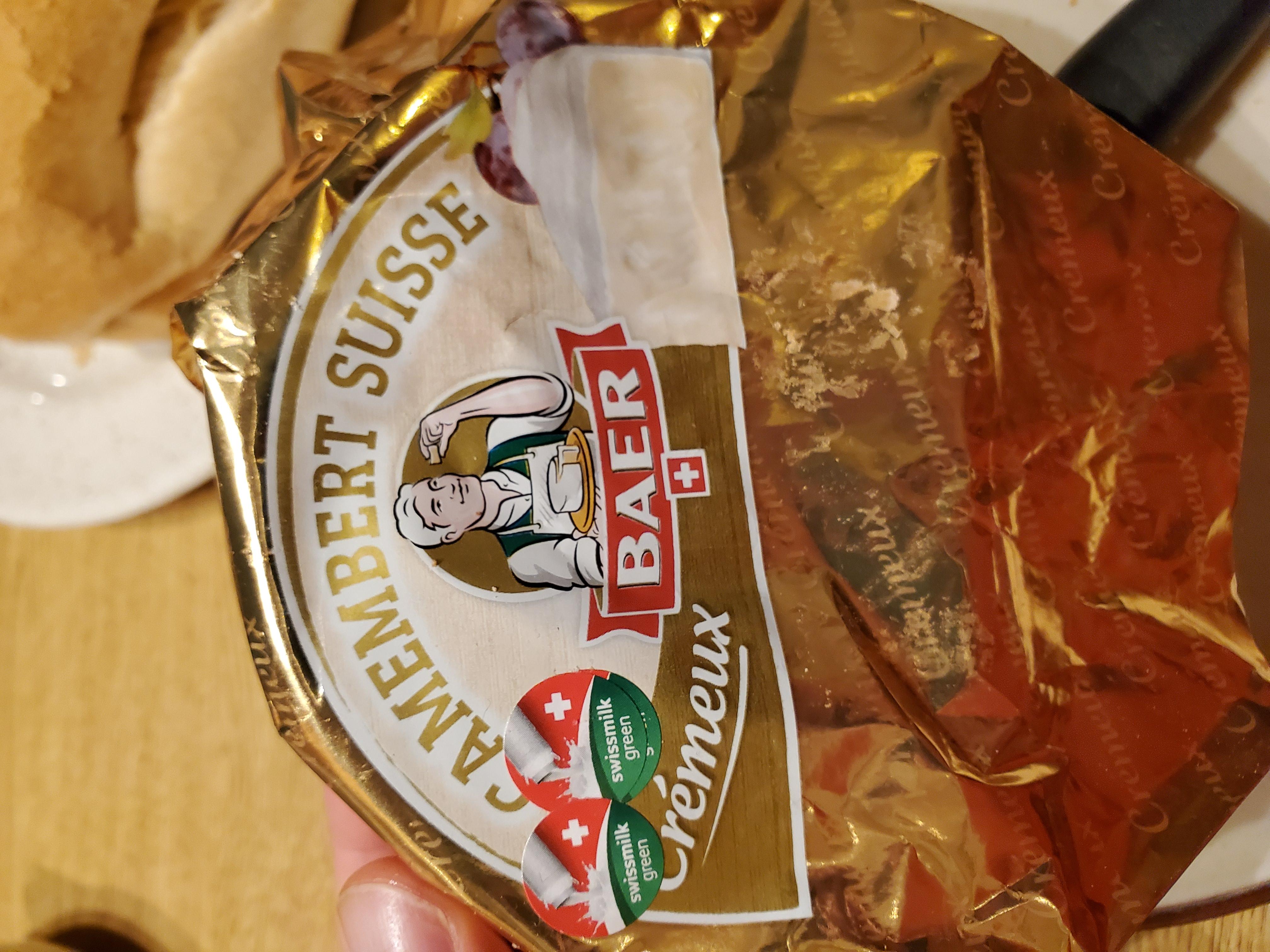 Camembert Suisse