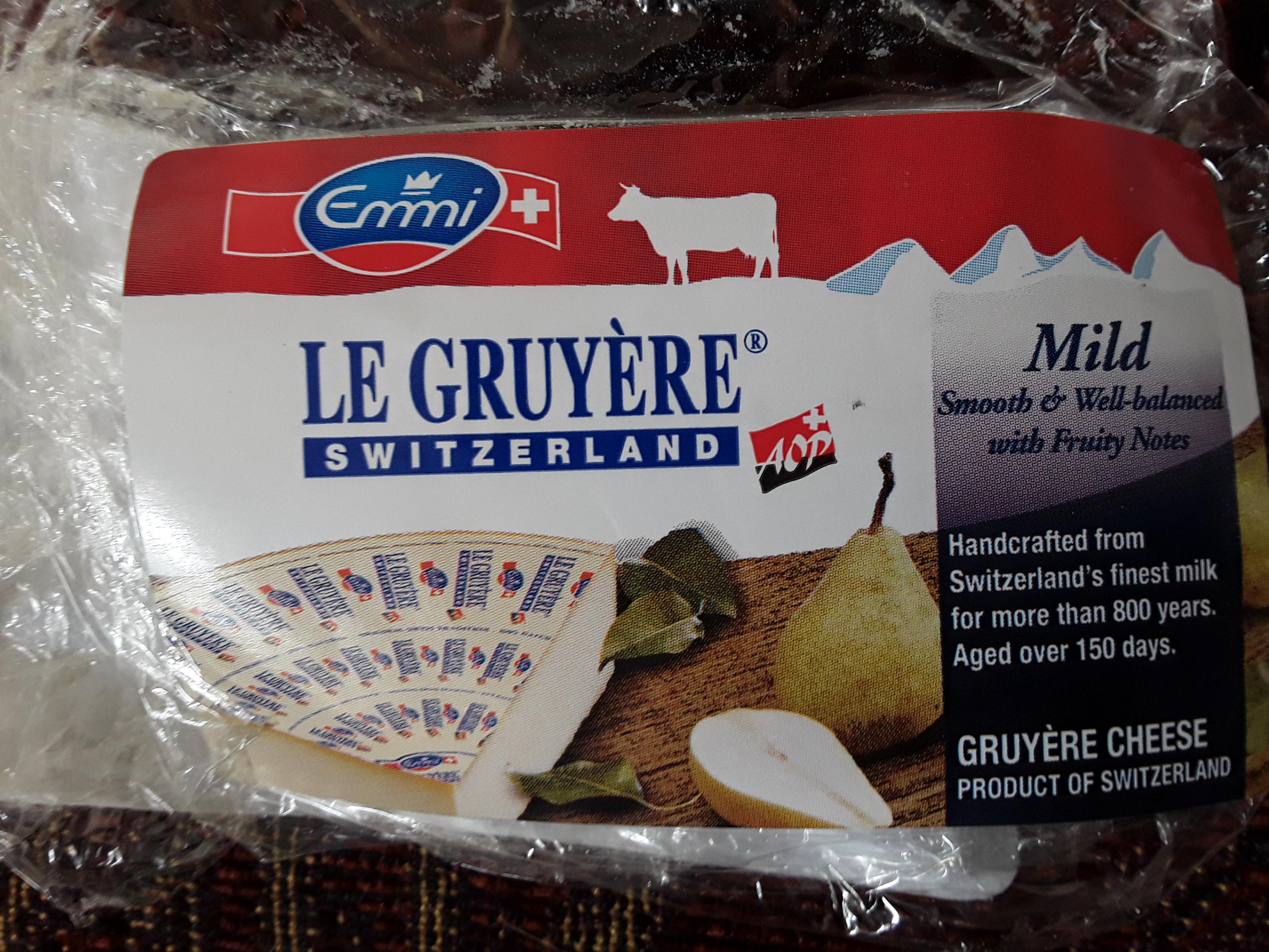 Emmi Le Gruyère