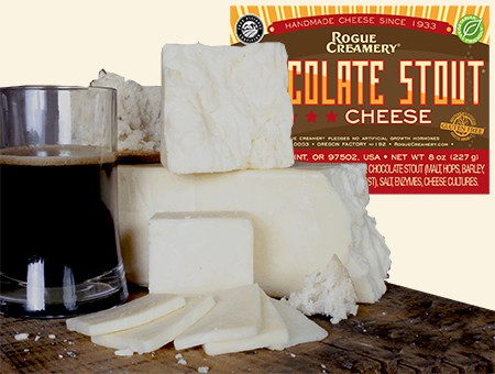 Chocolate Stout Cheddar