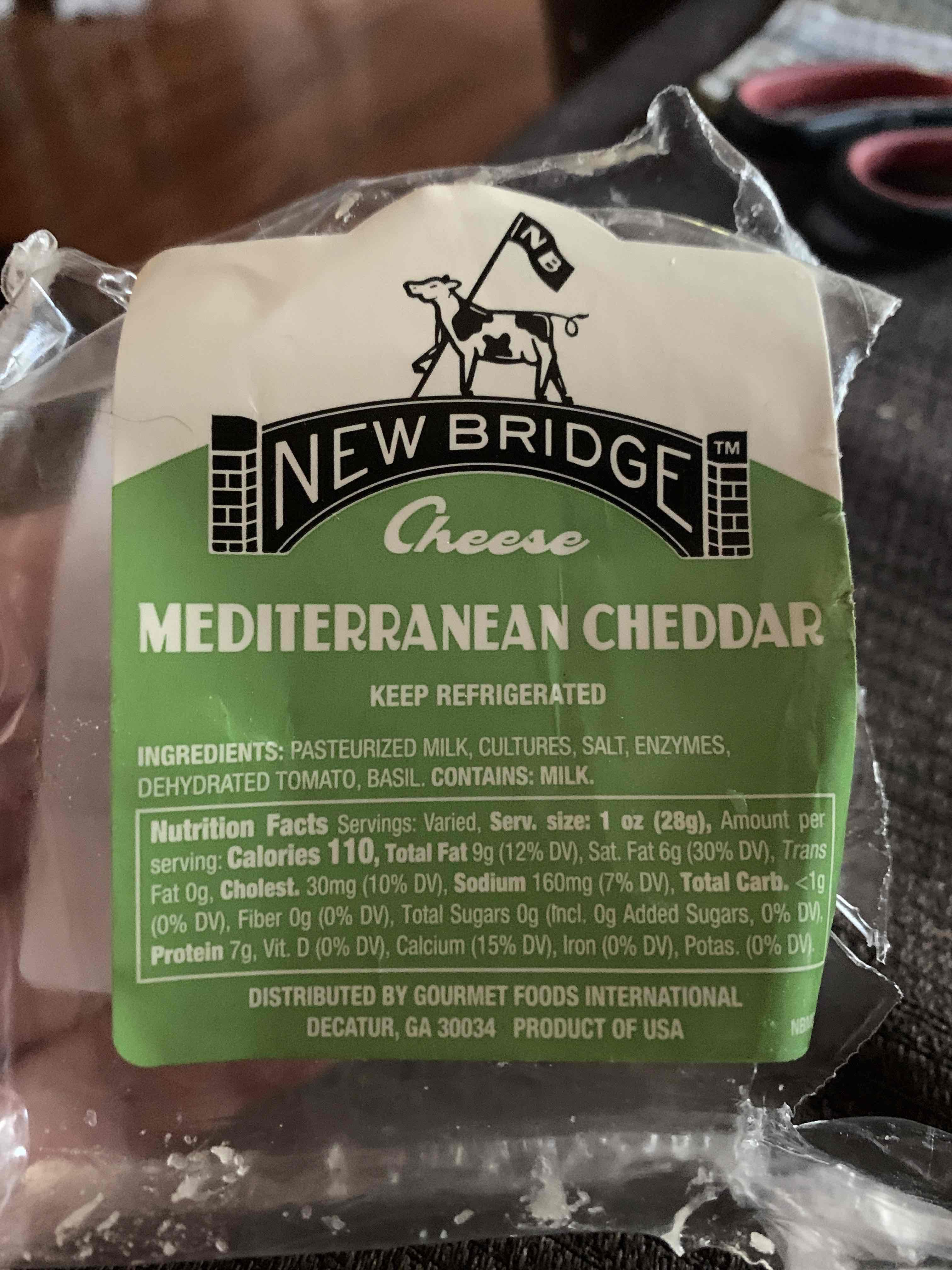 Mediterranean Cheddar