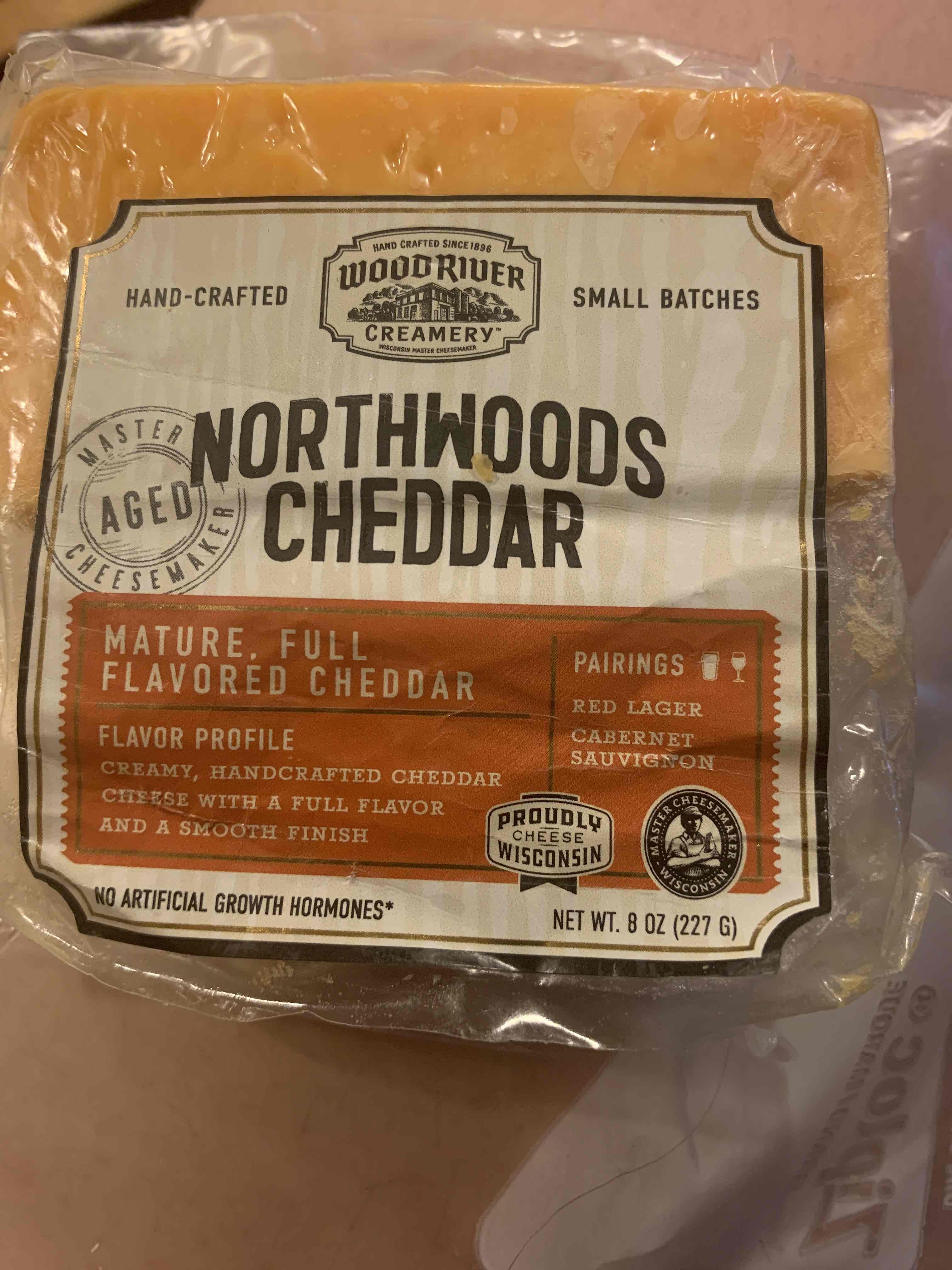 Northwoods Cheddar