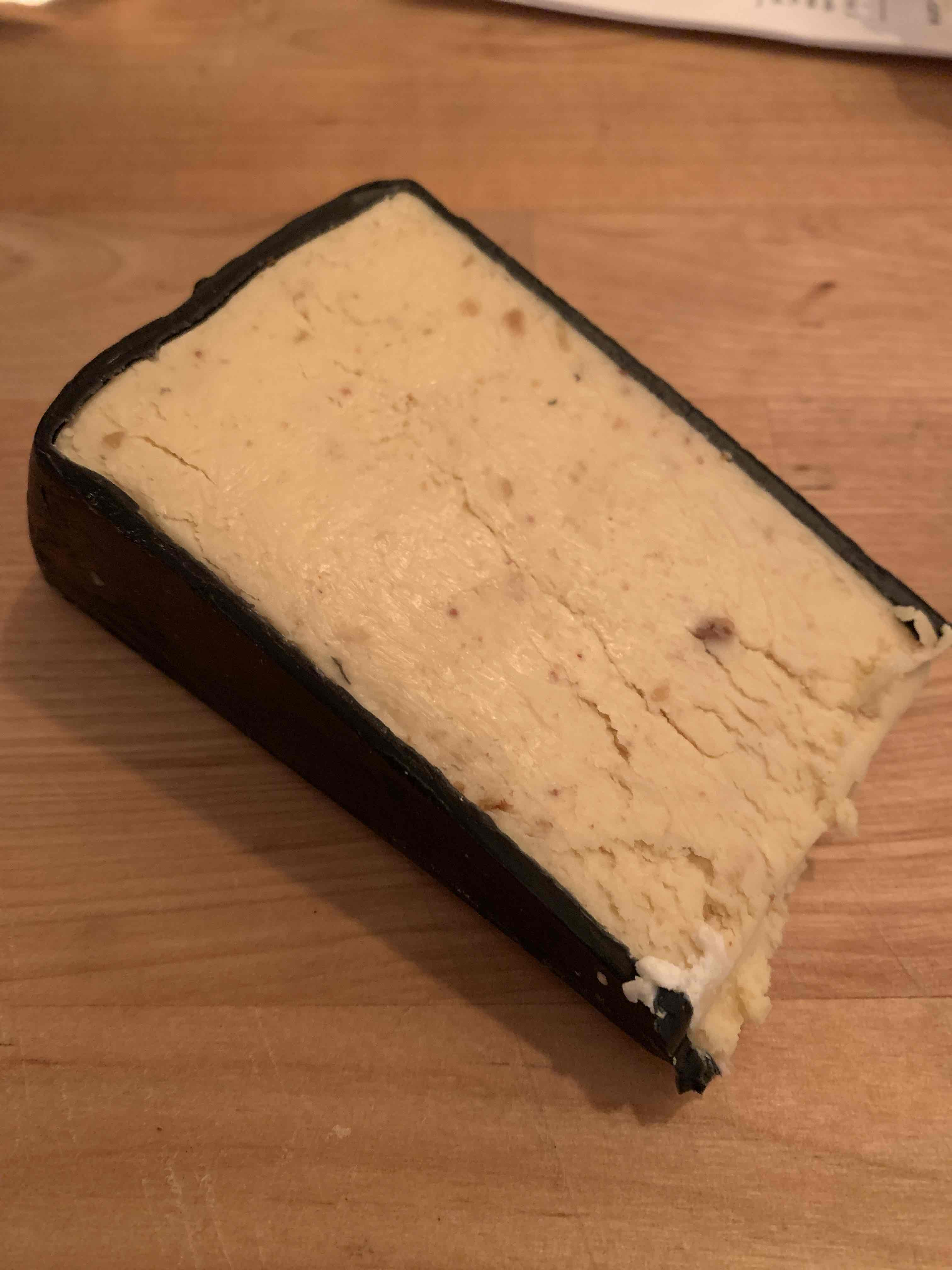 Wensleydale with Fig and Honey