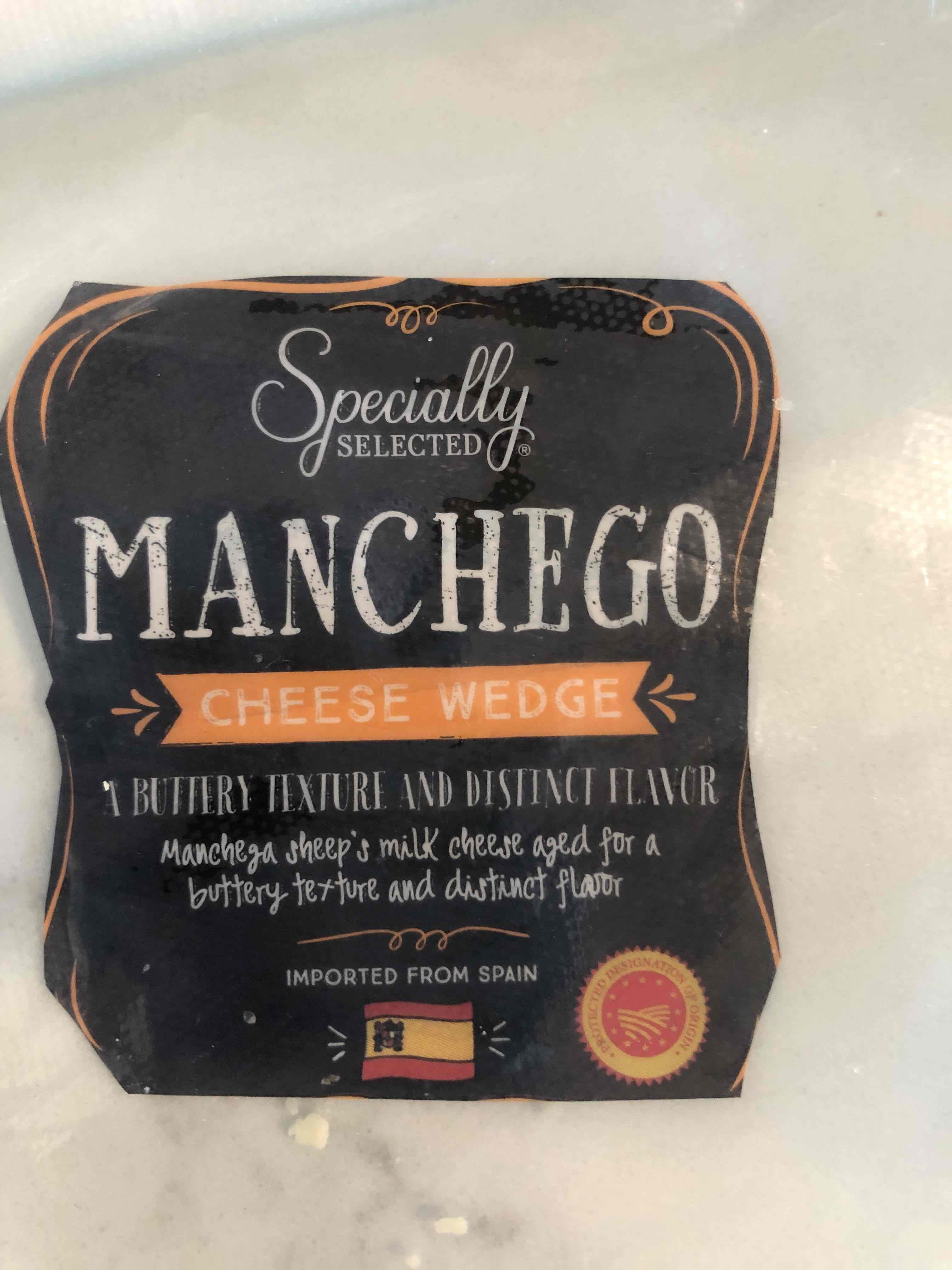 Specially Selected Manchego
