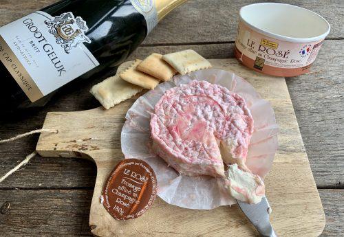 L'Affine au Champagne Rosé