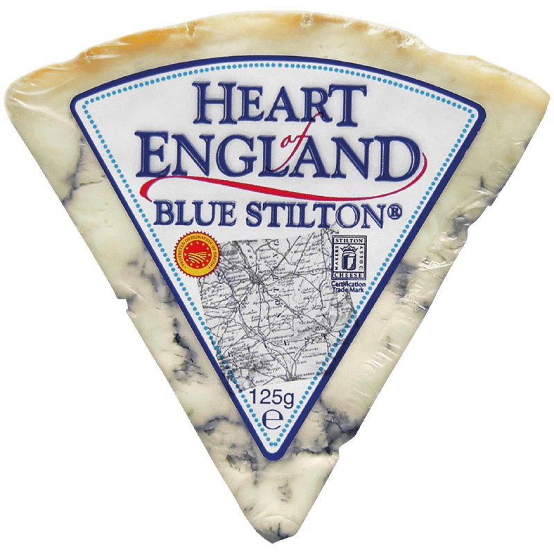 Blue Stilton Heart of England