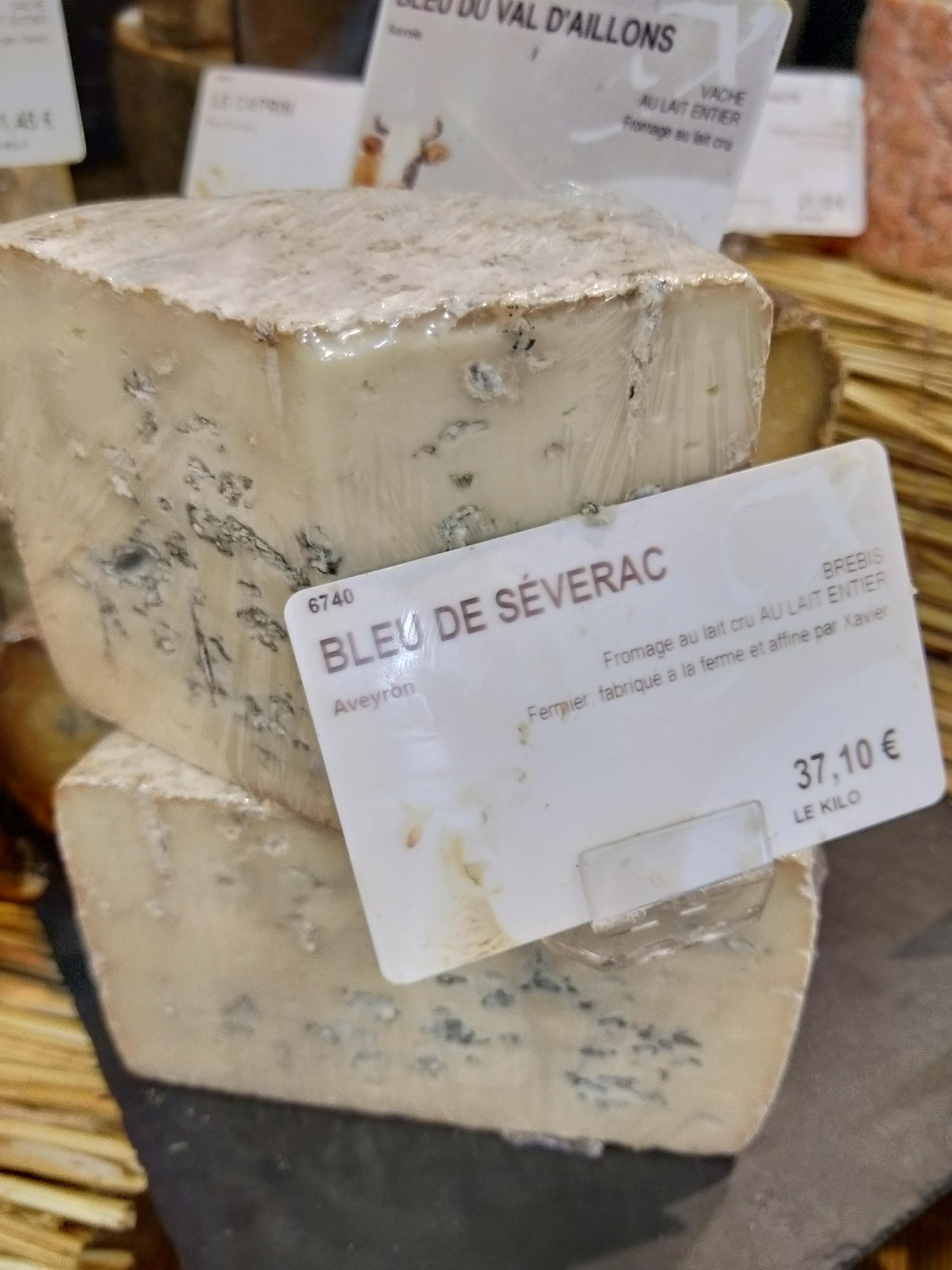 Bleu de Séverac