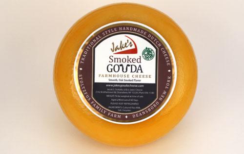 Jake's Smoked Gouda