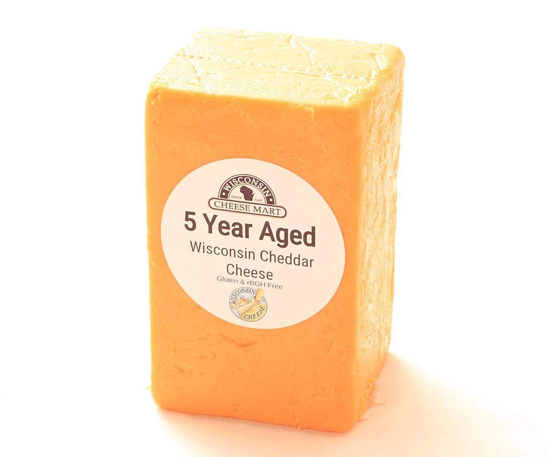 5 Year Aged Cheddar