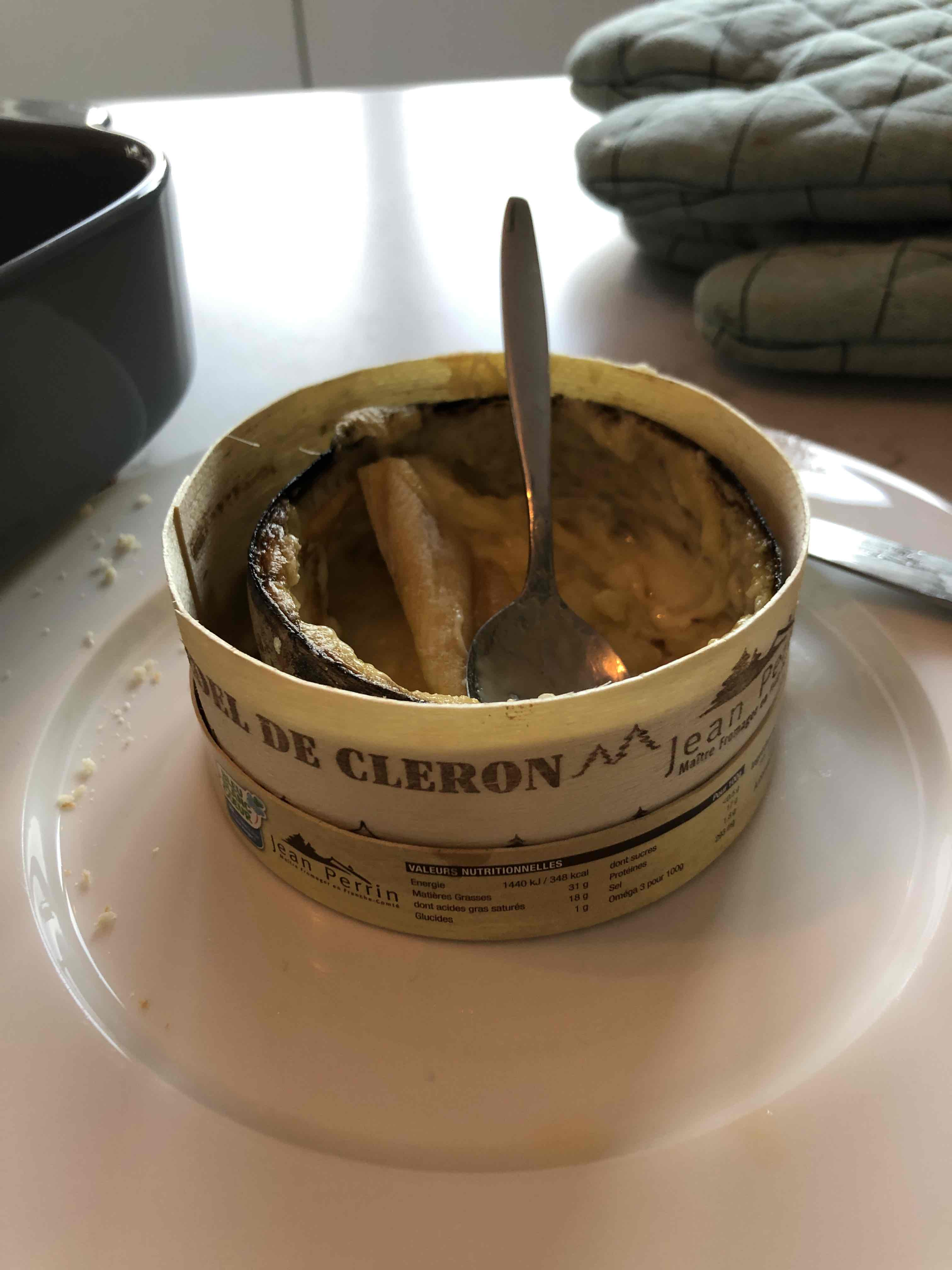 L'edel de Cléron