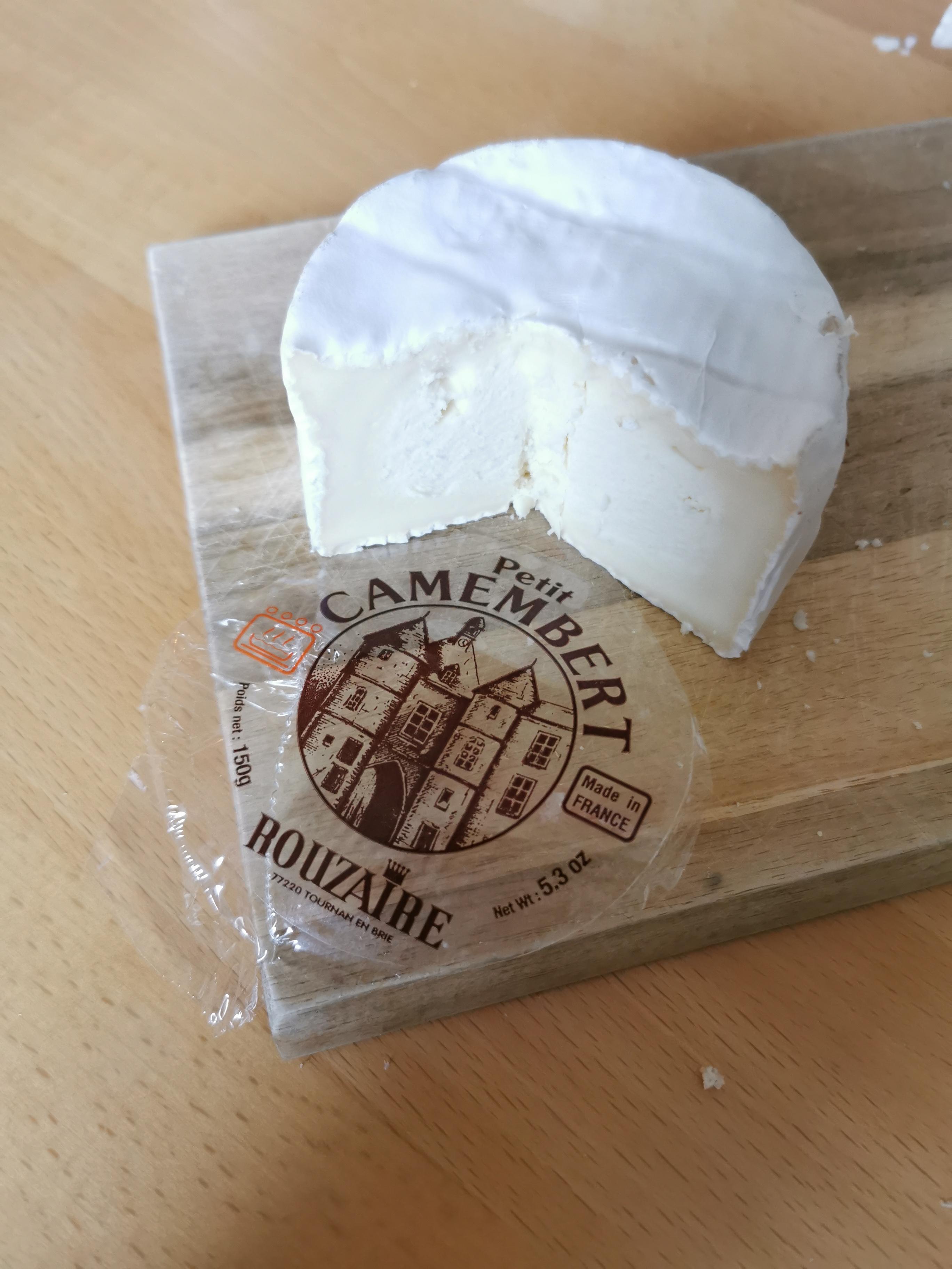 Rouzaire Petit Camembert
