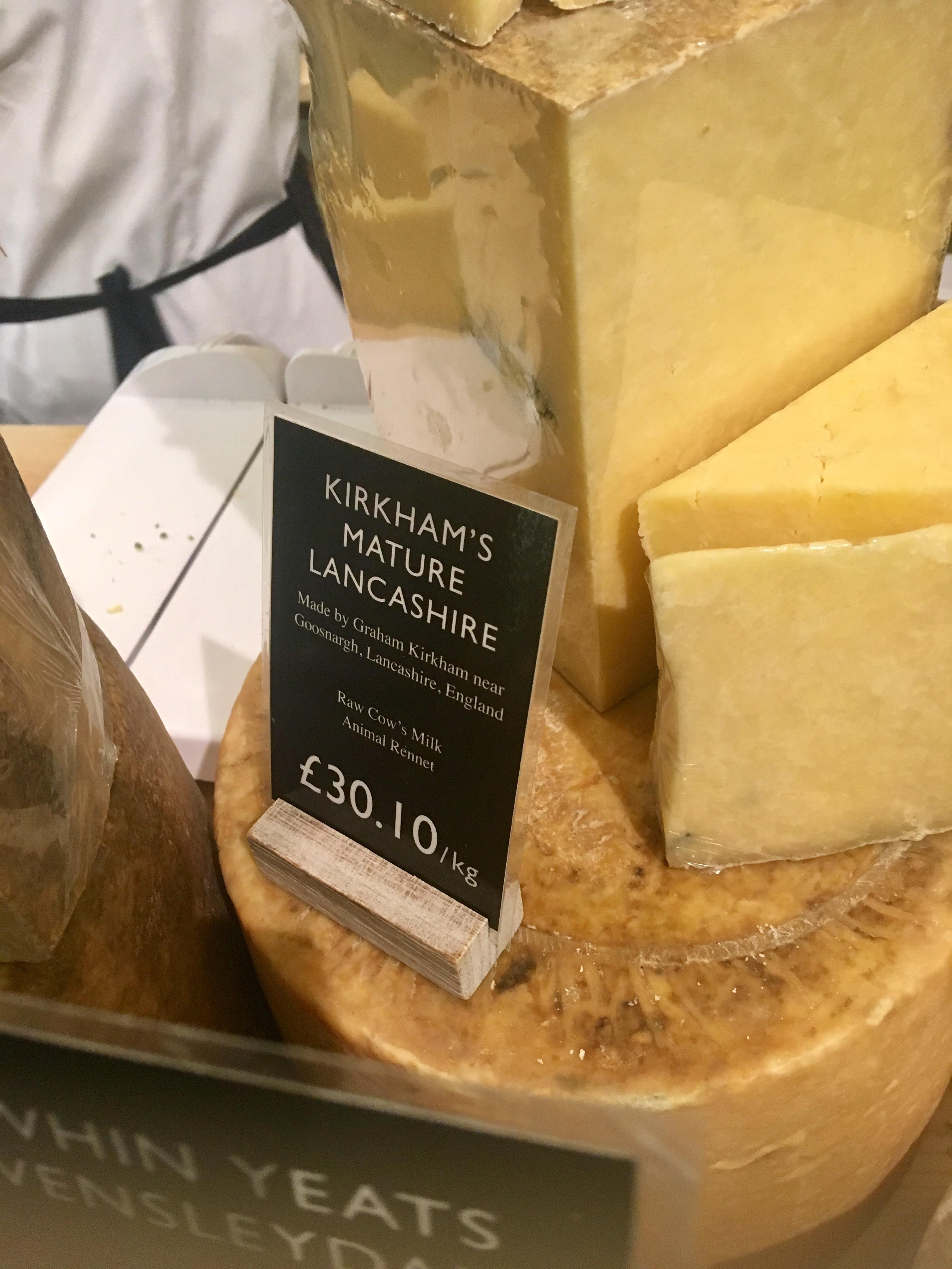 Kirkham's Mature Lancashire