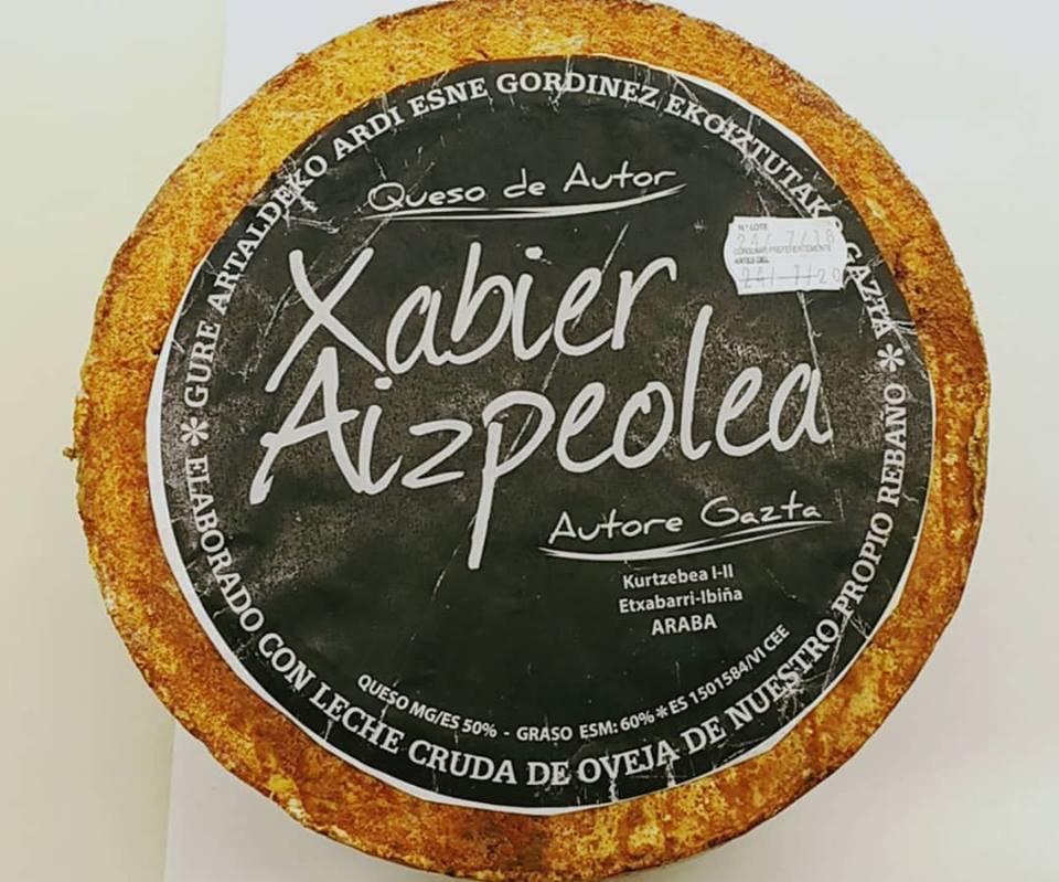 Xabier Aizpeolea