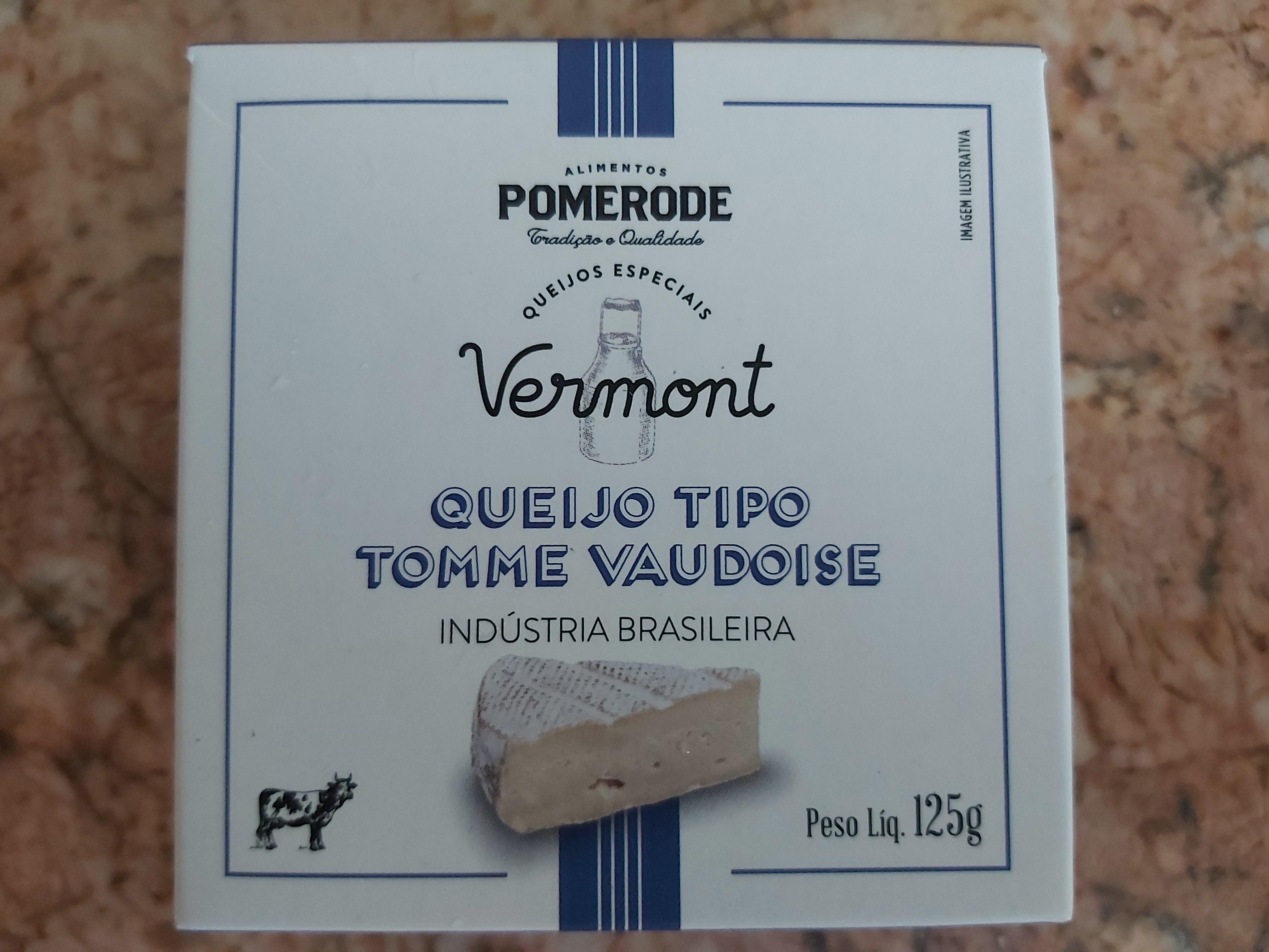 Tomme Vaudoise Vermont