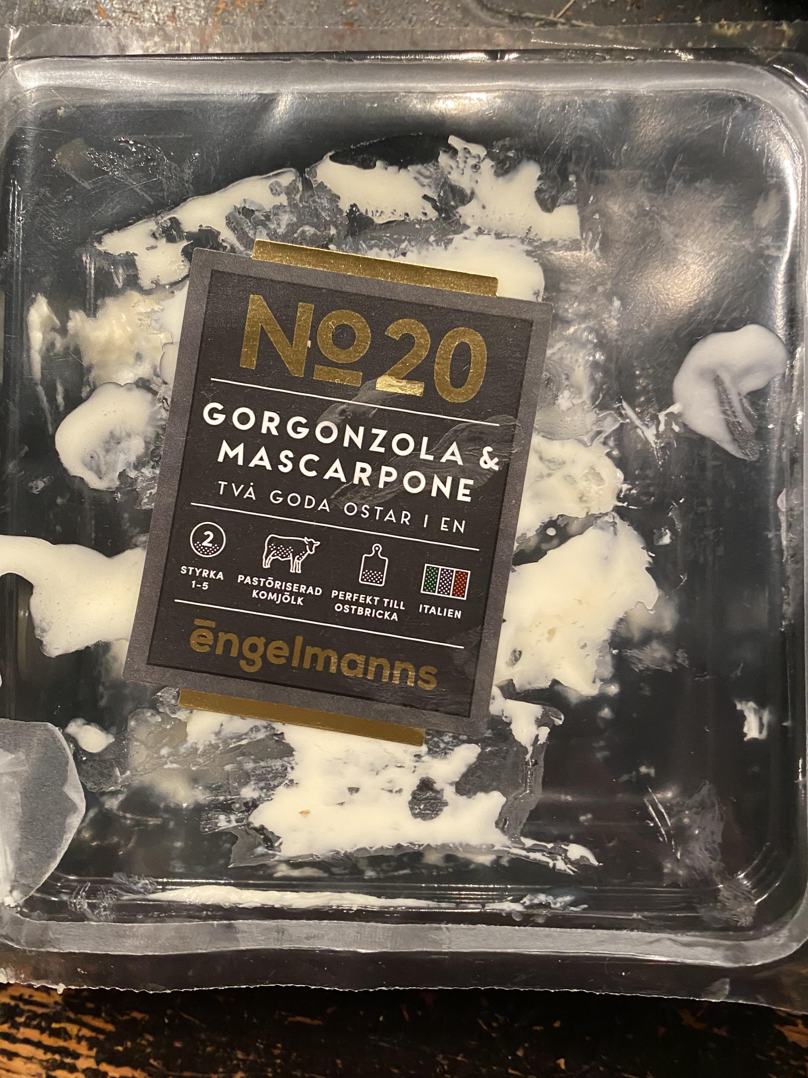 Gorgonzola & Mascarpone