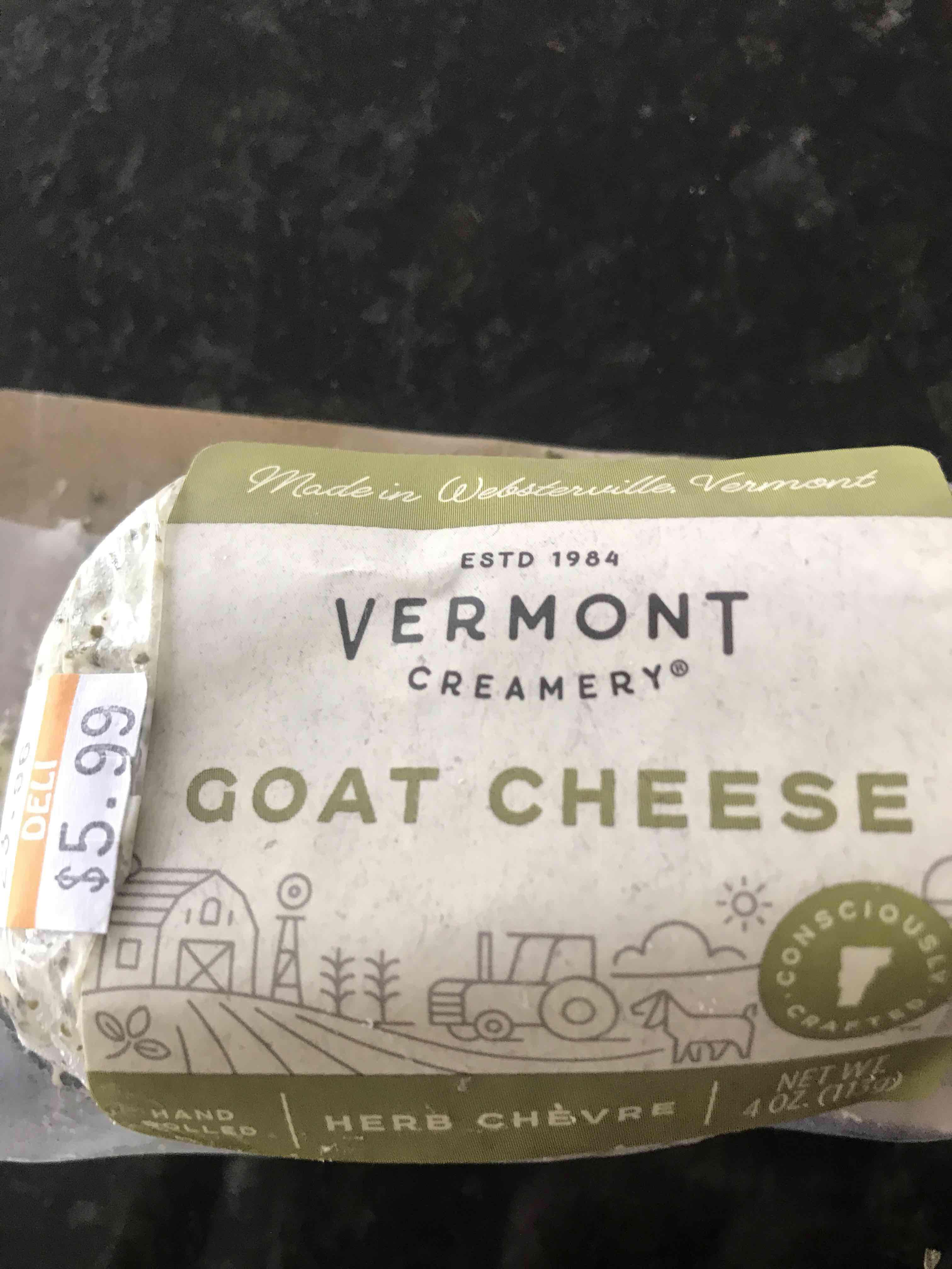 Vermont Goat Cheese Herb Chévre
