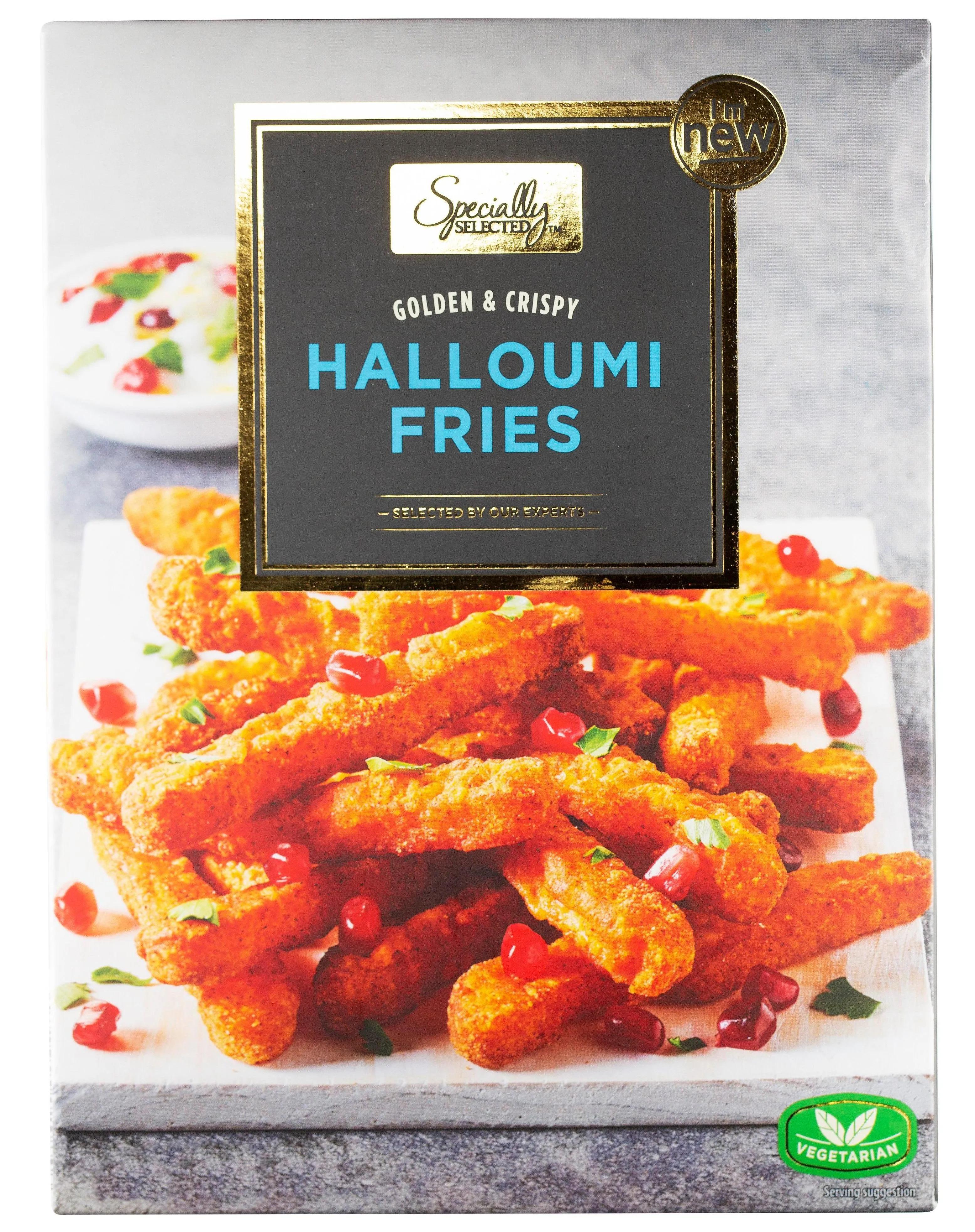 Halloumi Fries