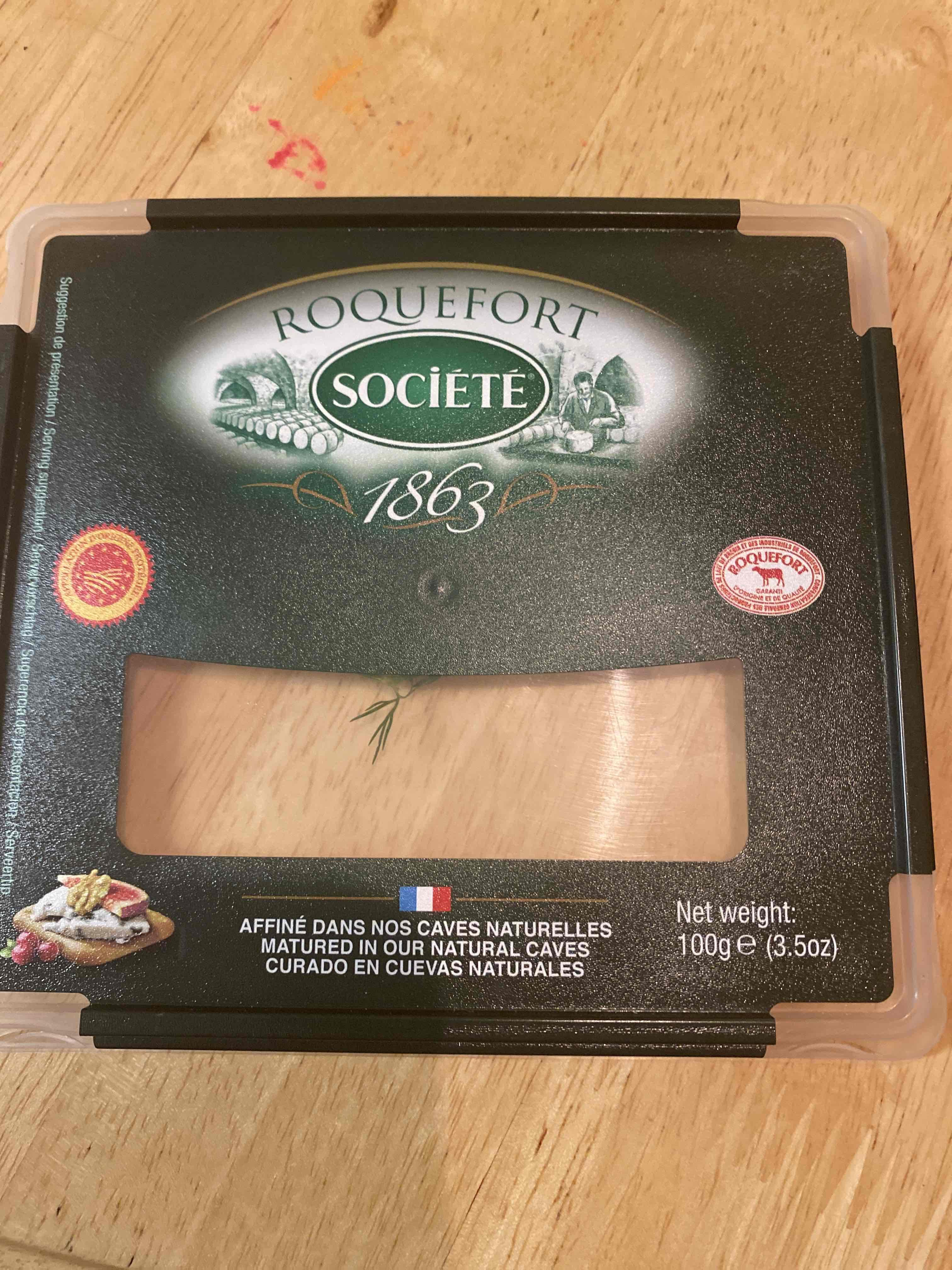 Roquefort Société Blue