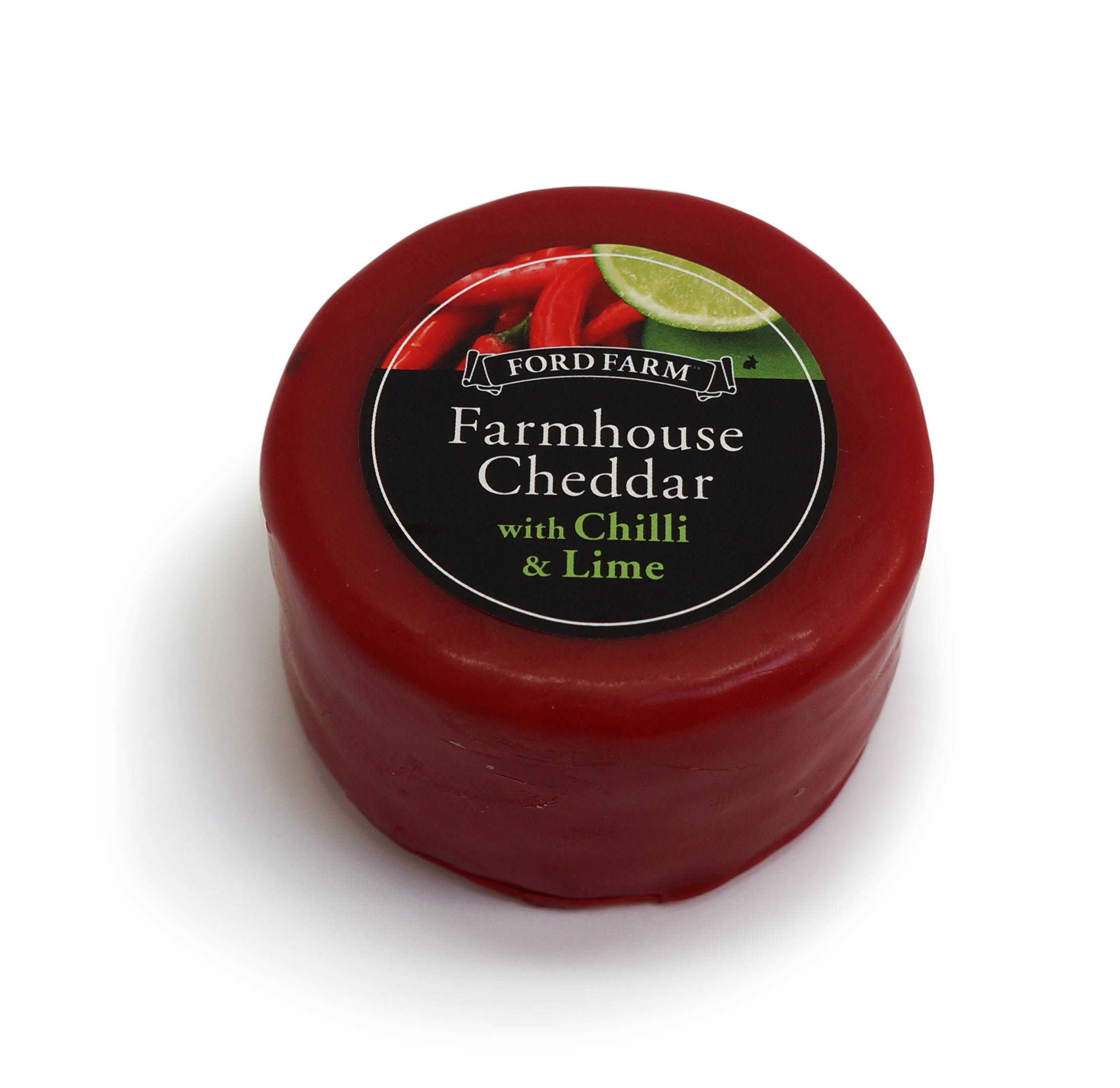 Farmhouse Cheddar with chilli and lime