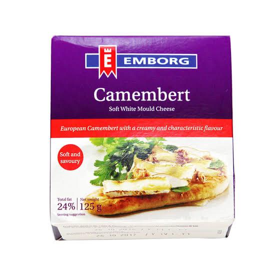 Emborg Camembert