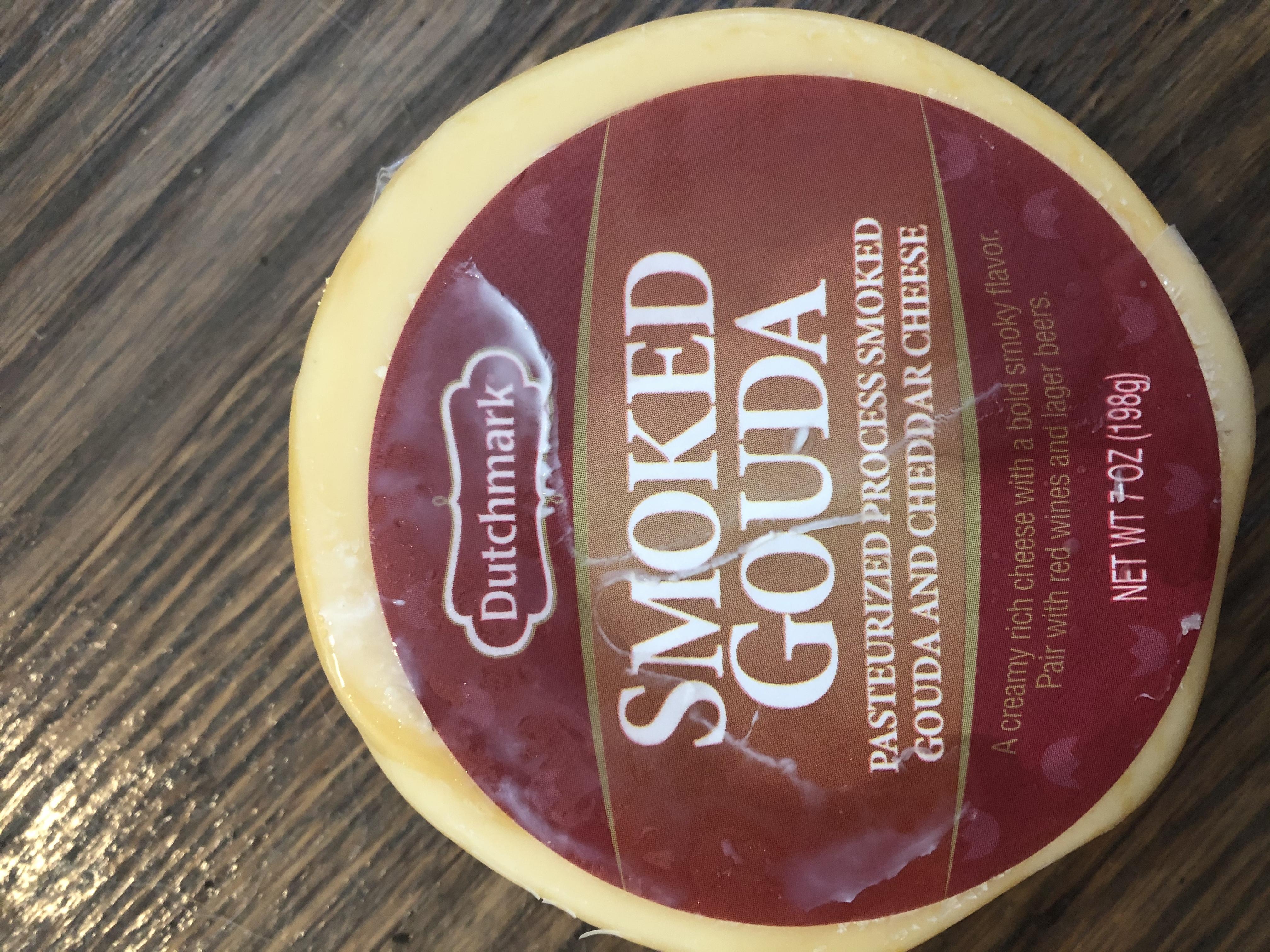Dutchmark Smoked Gouda