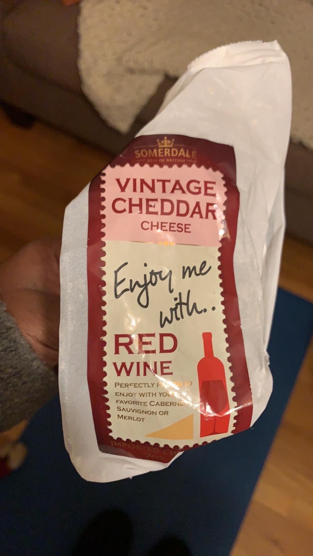 Somerdale Vintage Cheddar