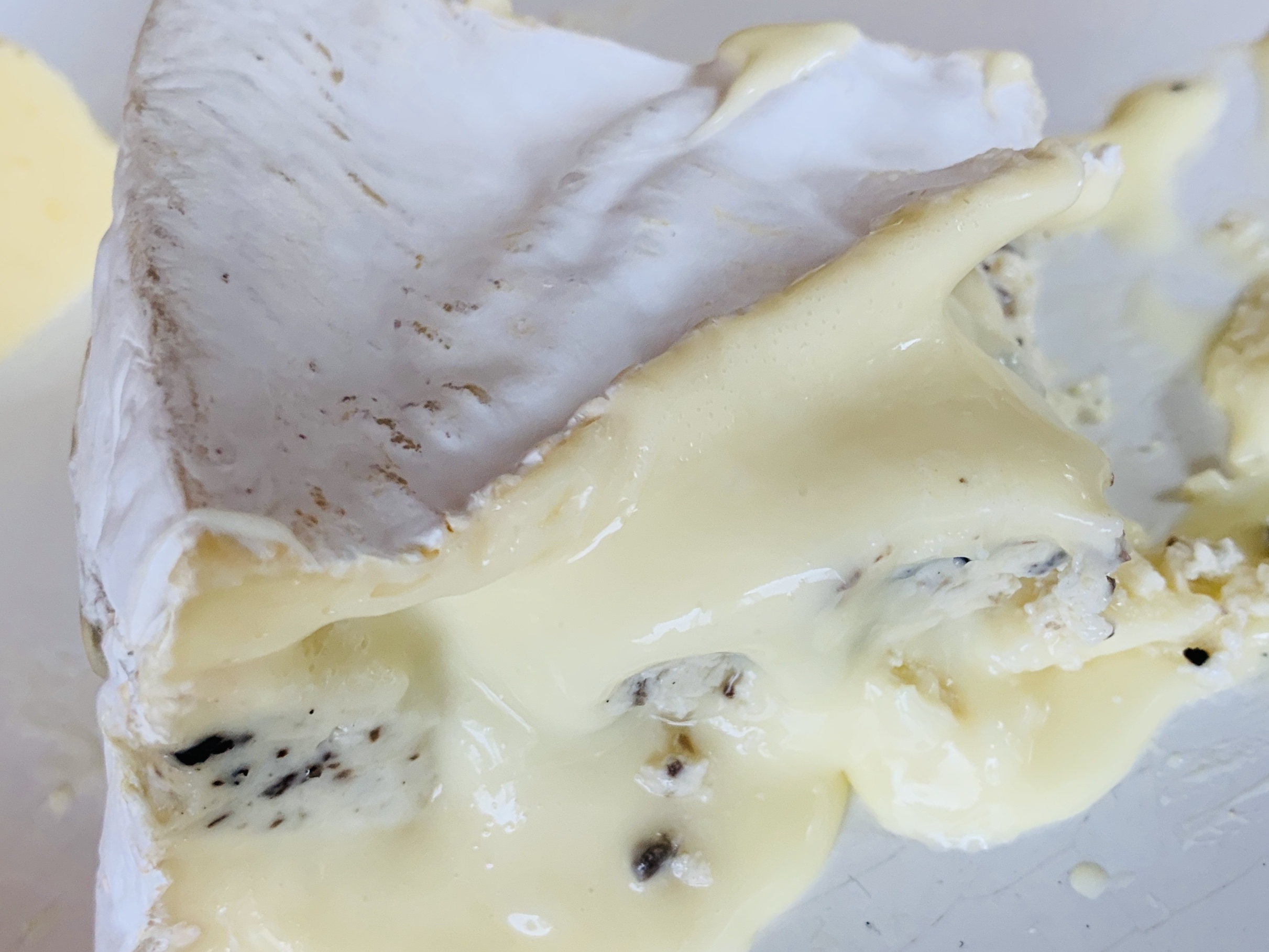 Brie aux Truffles
