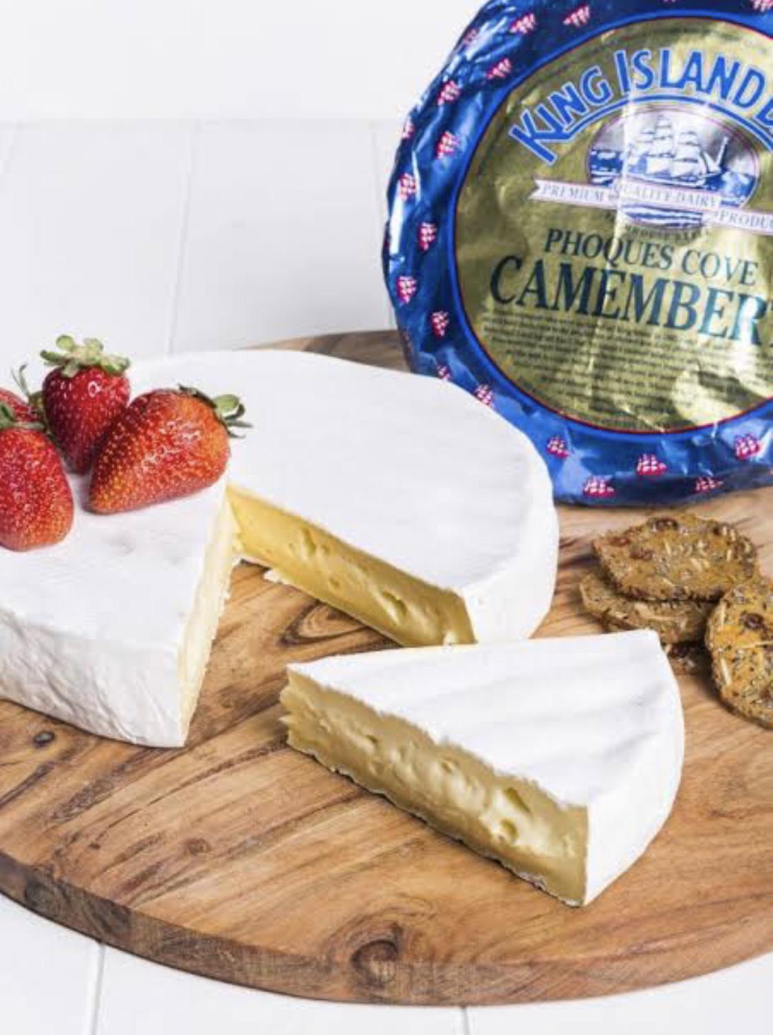 Phoques Cove Camembert