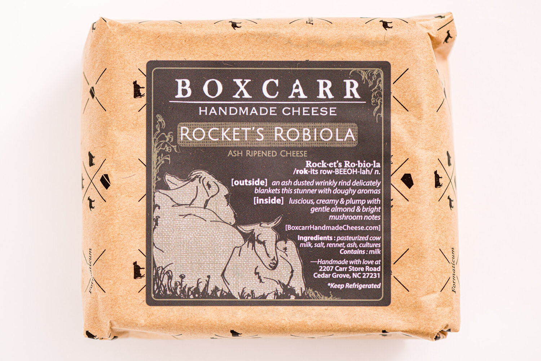Rocket's Robiola