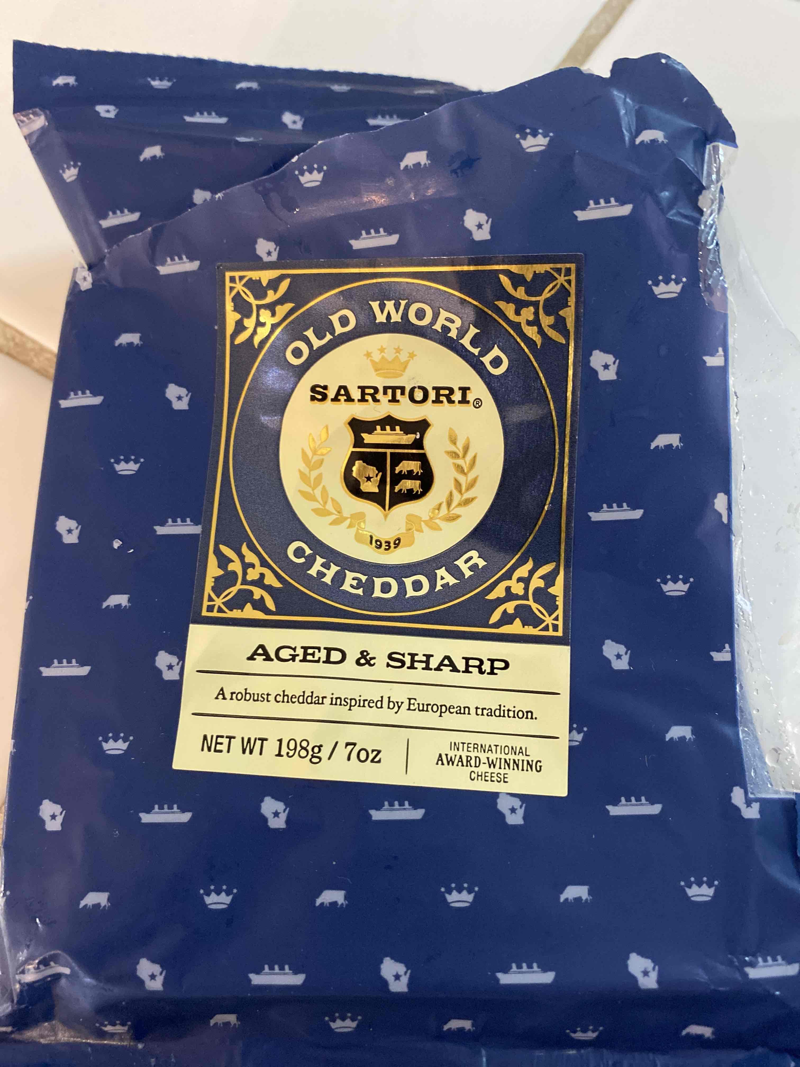 Sartori Old World Cheddar