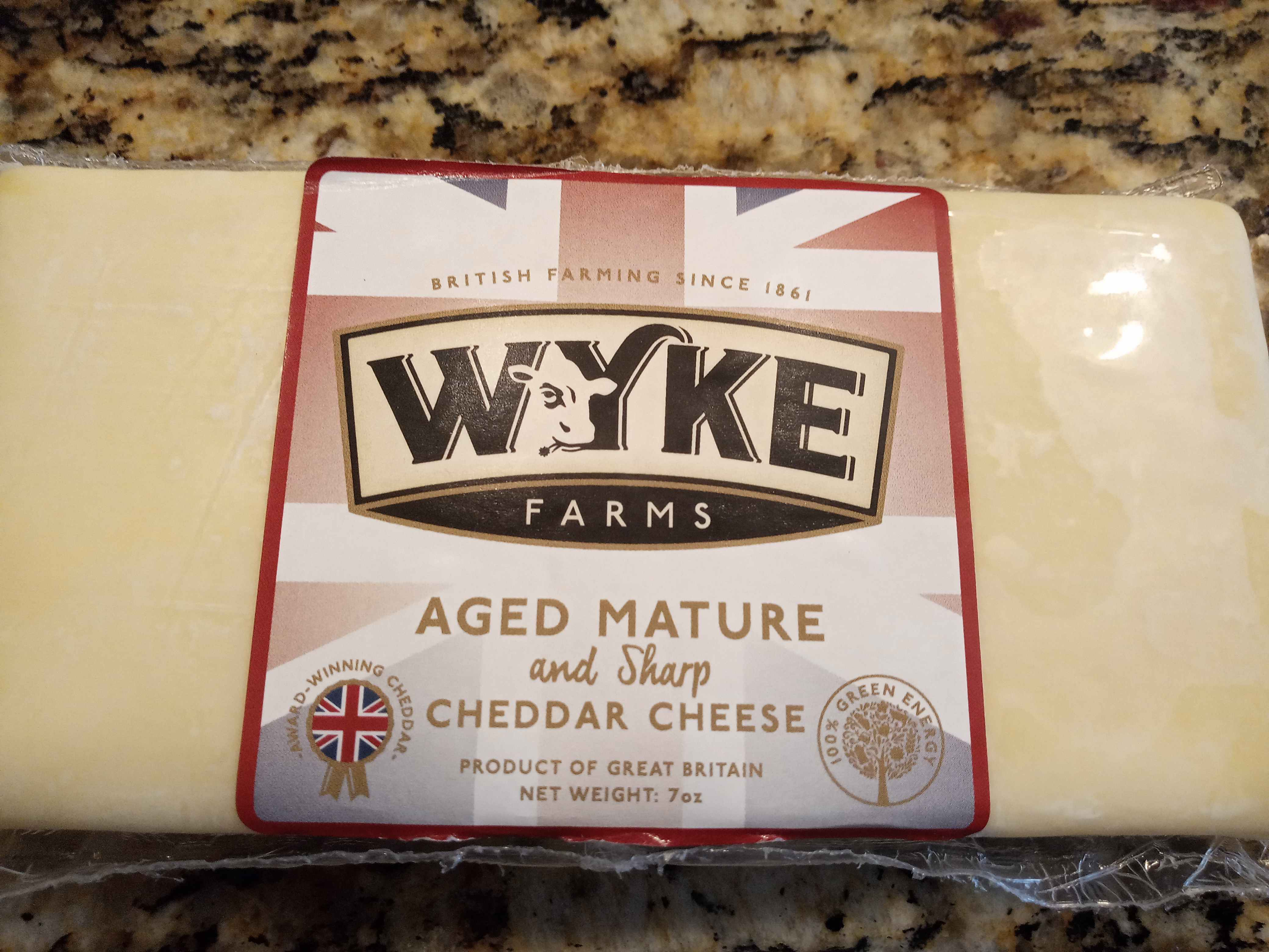Wyke Farms Aged Sharp Cheddar