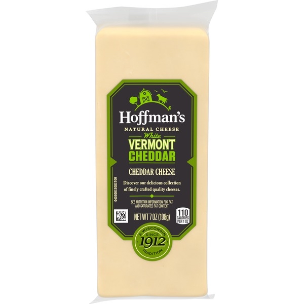 Hoffman's Vermont White Cheddar