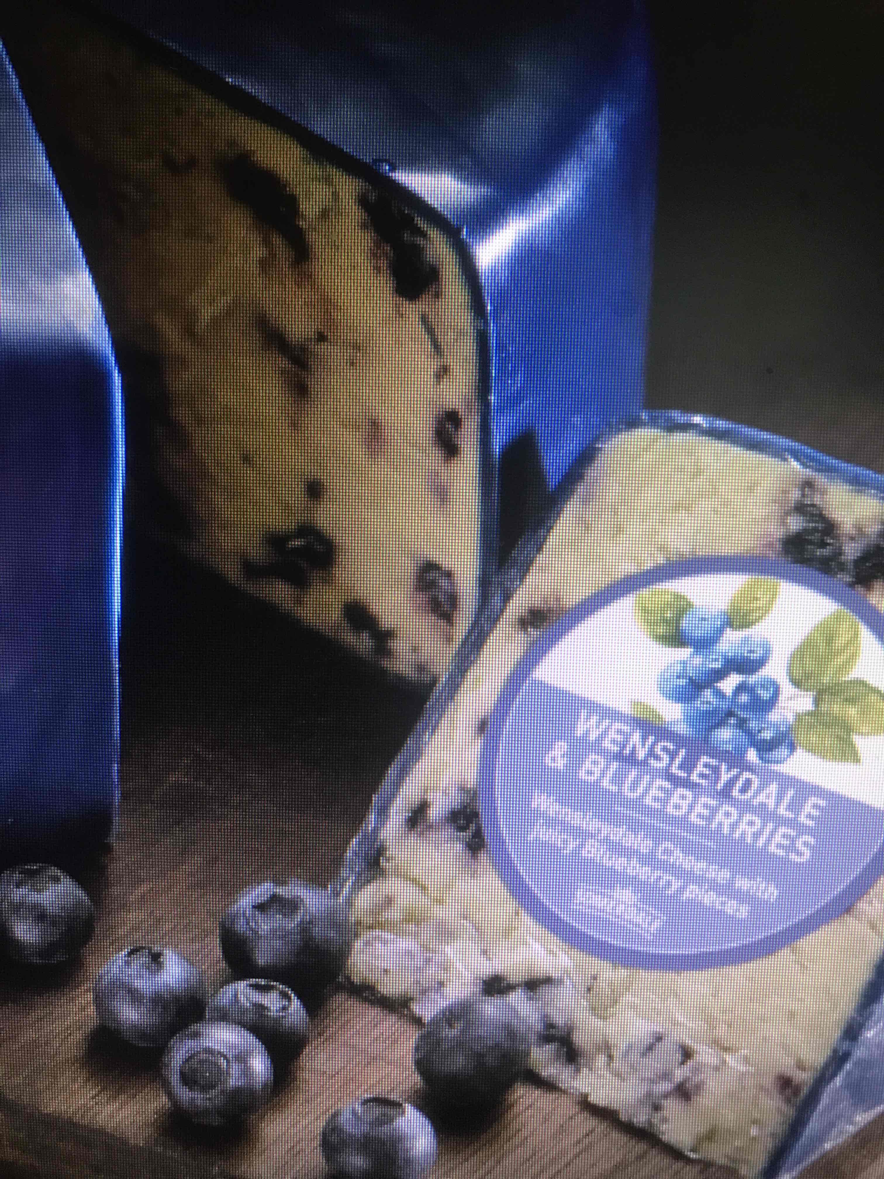 Wensleydale & Blueberries