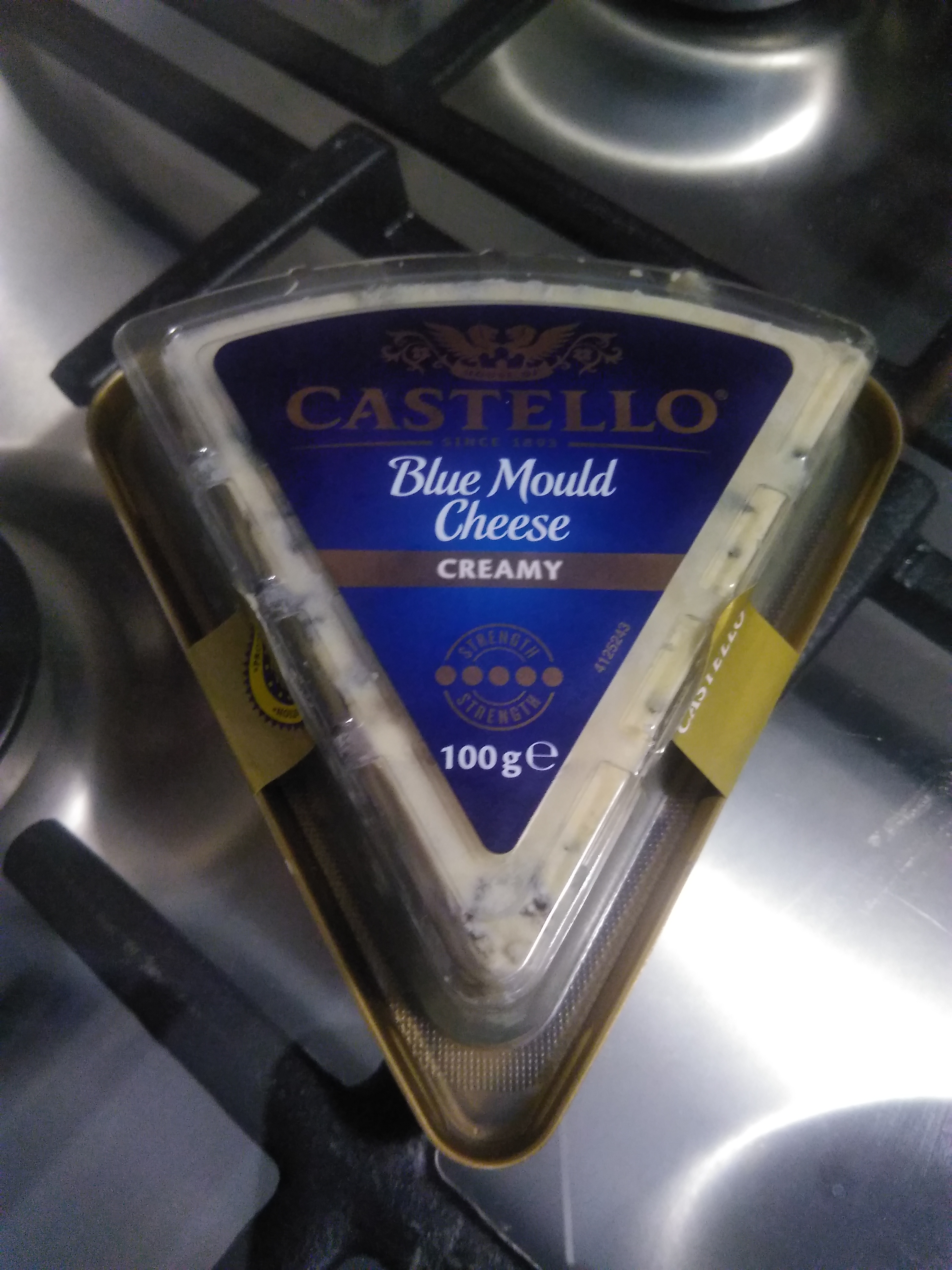 Blue Mould Cheese Creamy