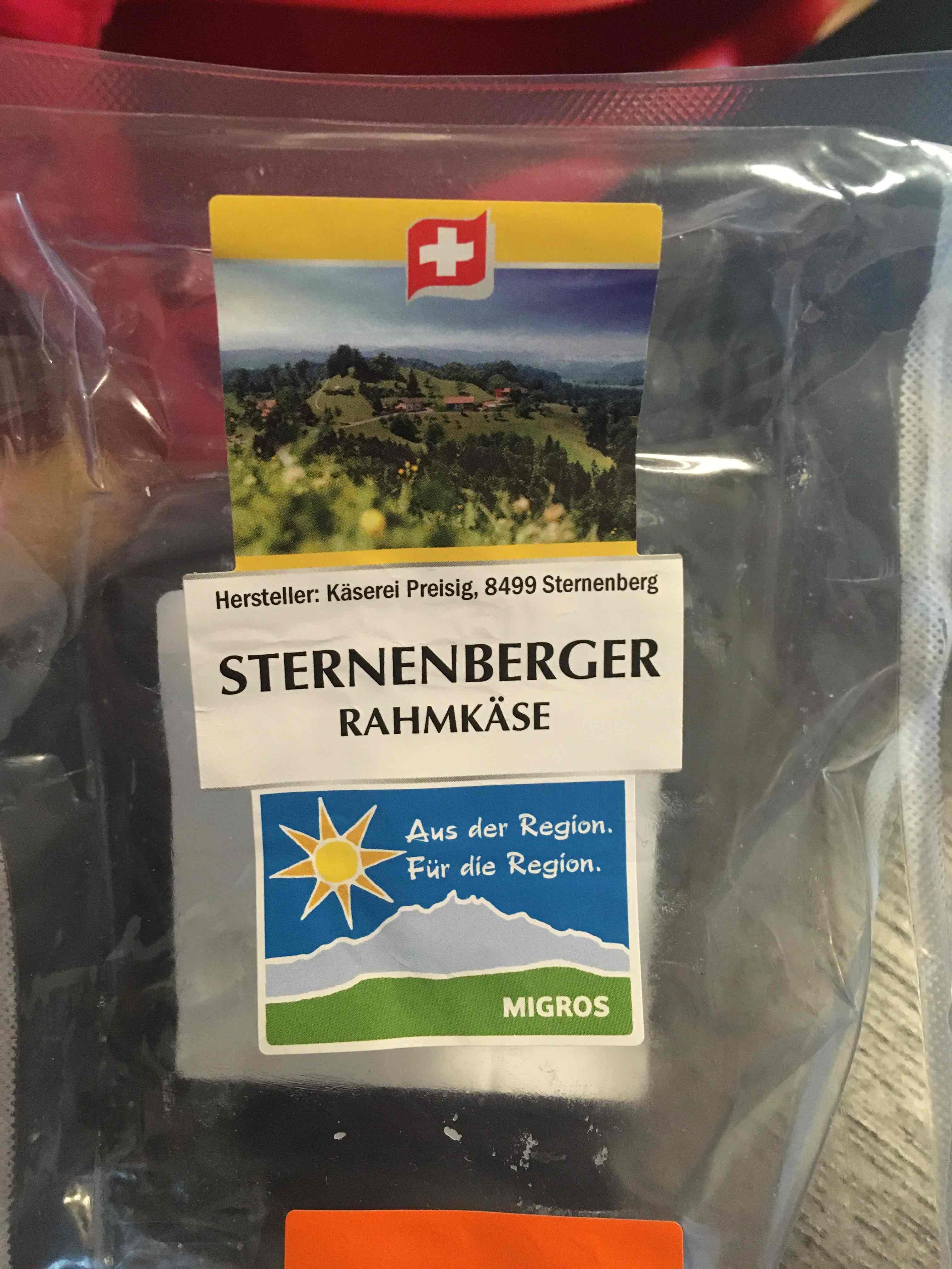 Sternberger Rahmkäse