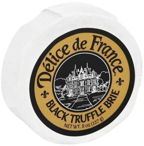 Black Truffle Brie