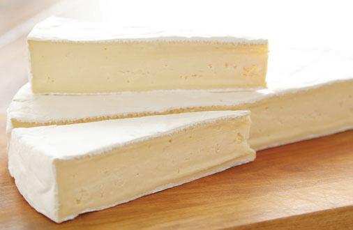 Brie de Portneuf Double Cream