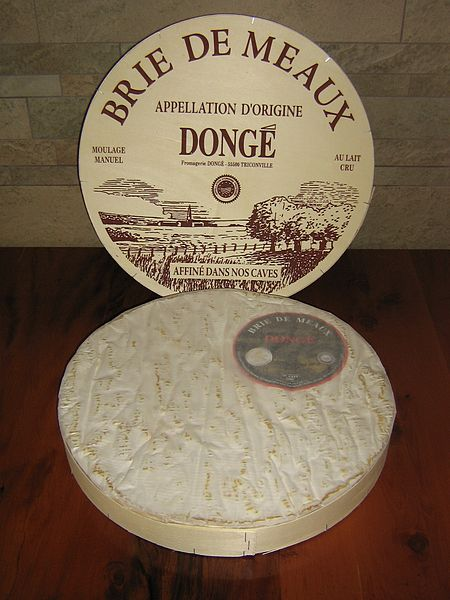 Dongé Brie de Meaux