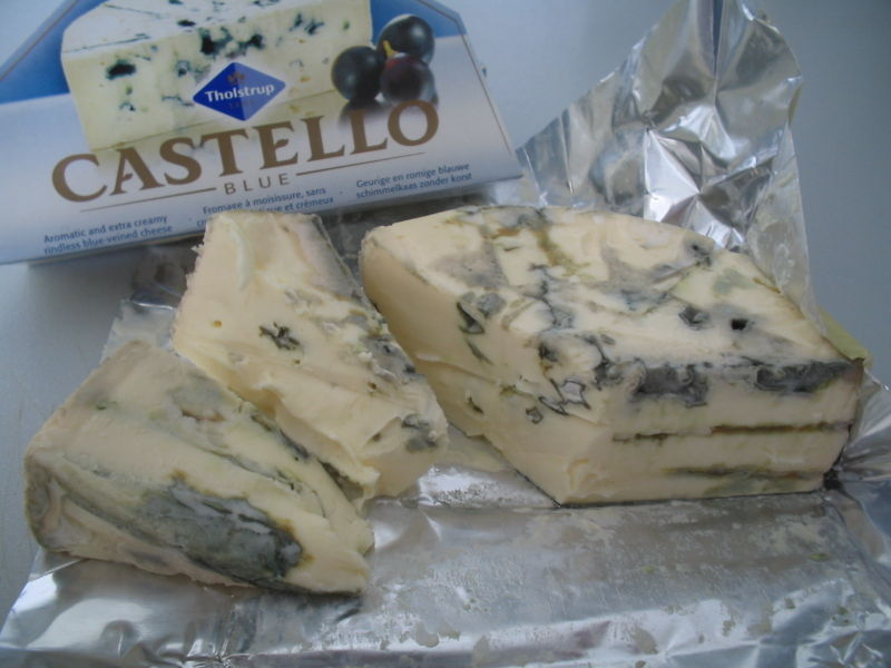 Blue Castello