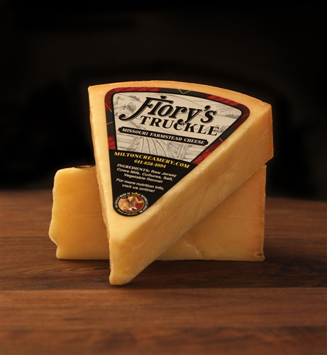 Flory's Truckle Cheddar