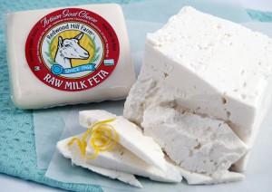 Raw Milk Goat Feta
