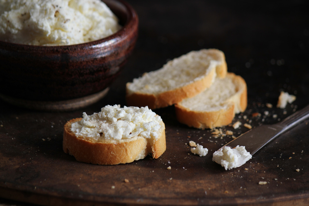 Fromage Blanc with Truffle