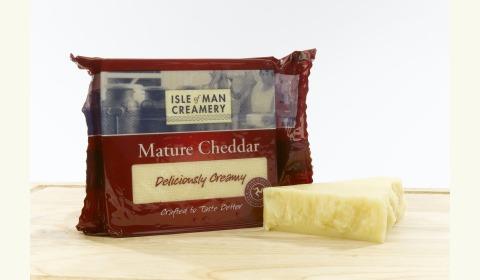 Isle of Man Mature Cheddar
