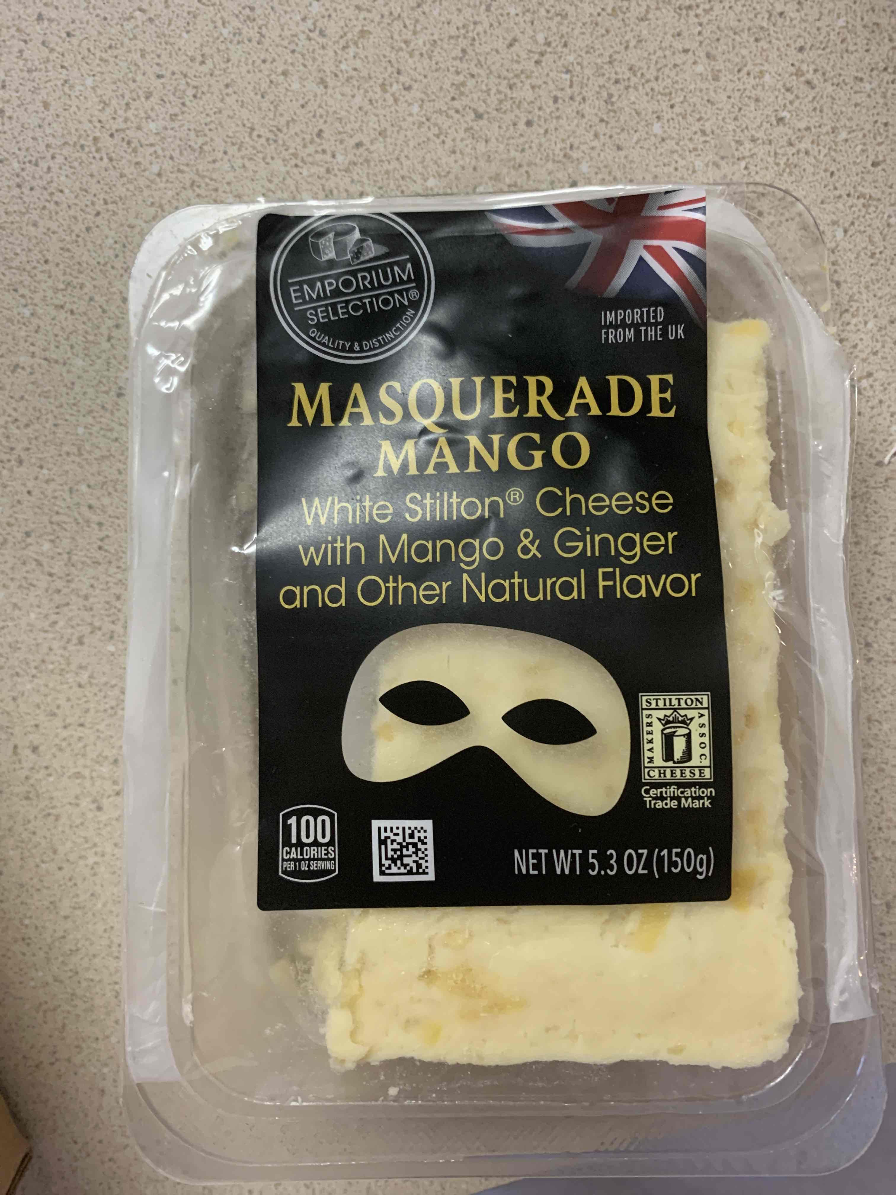 Masquerade Mango