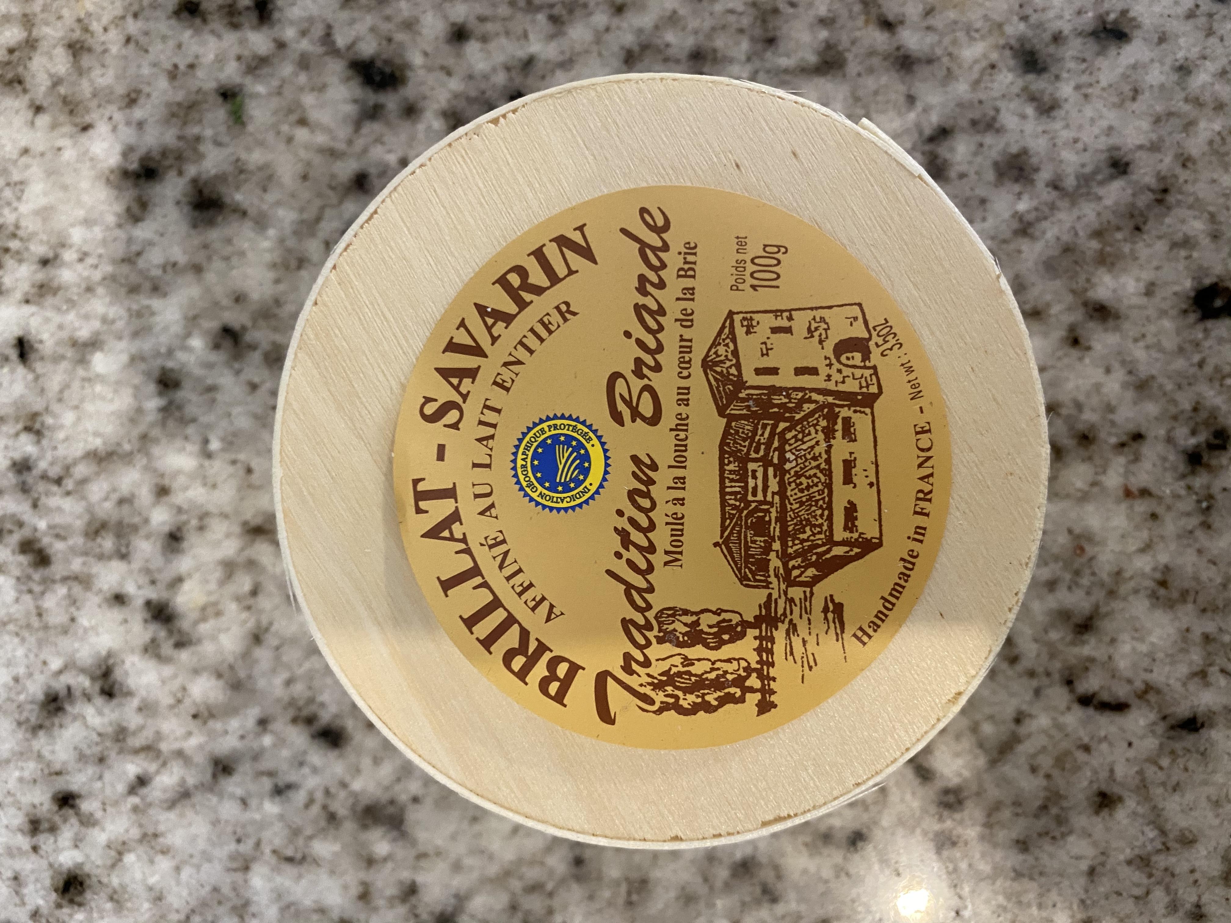 Brillat-Savarin Tradition Briarde