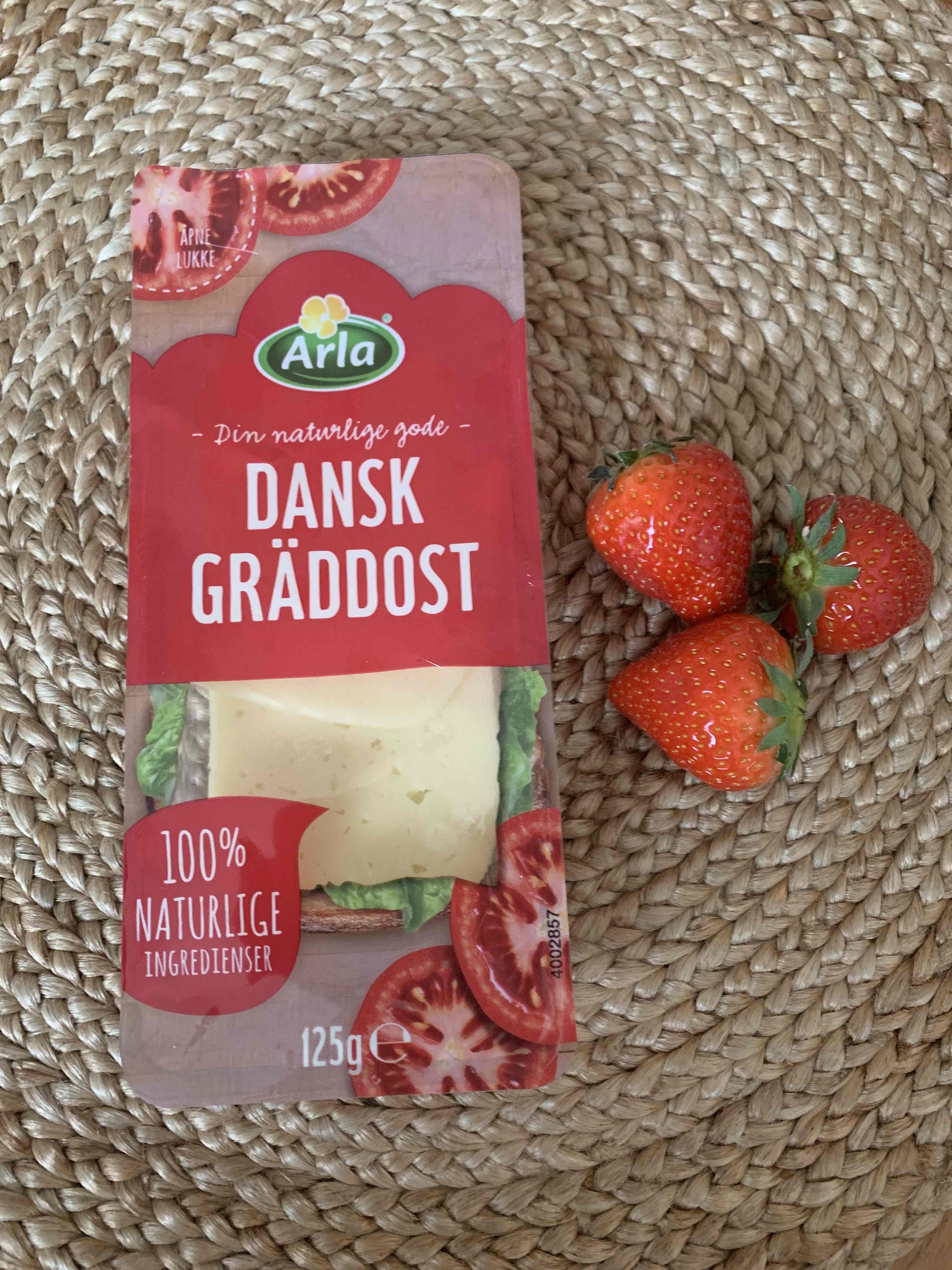Dansk Gräddost